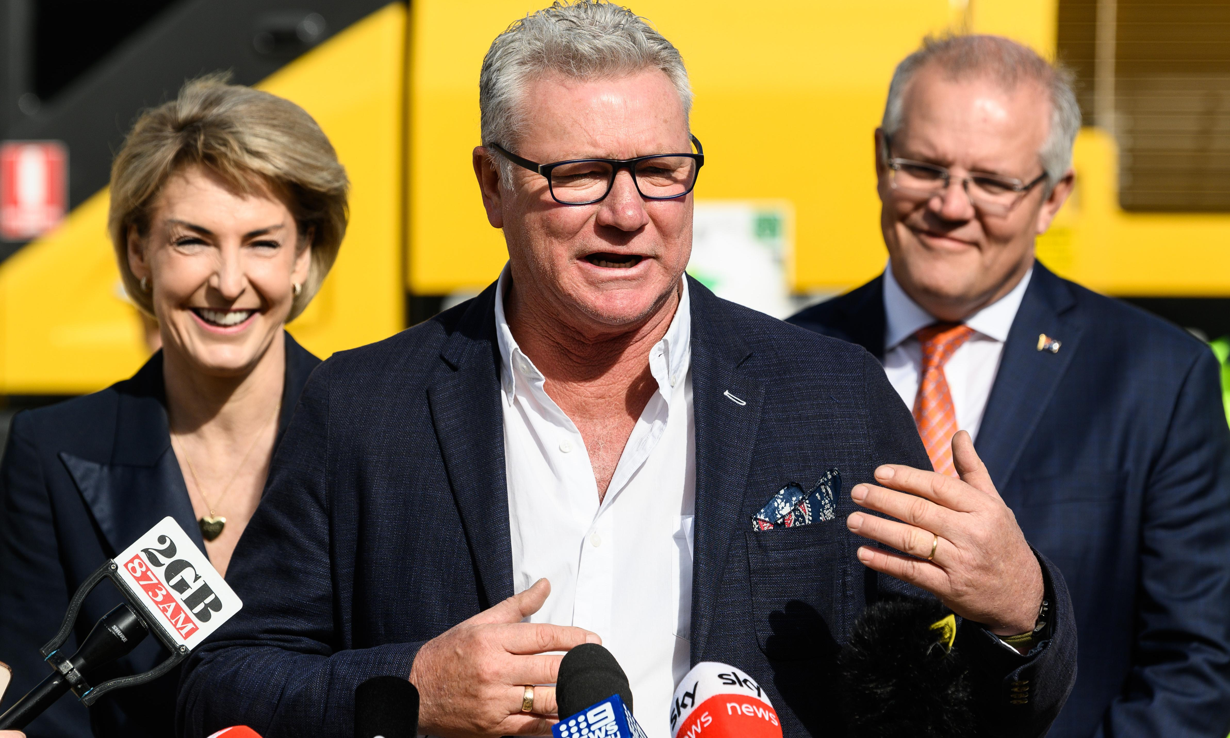 Coalition refuses to say how much Scott Cam is being paid as 'national careers ambassador'