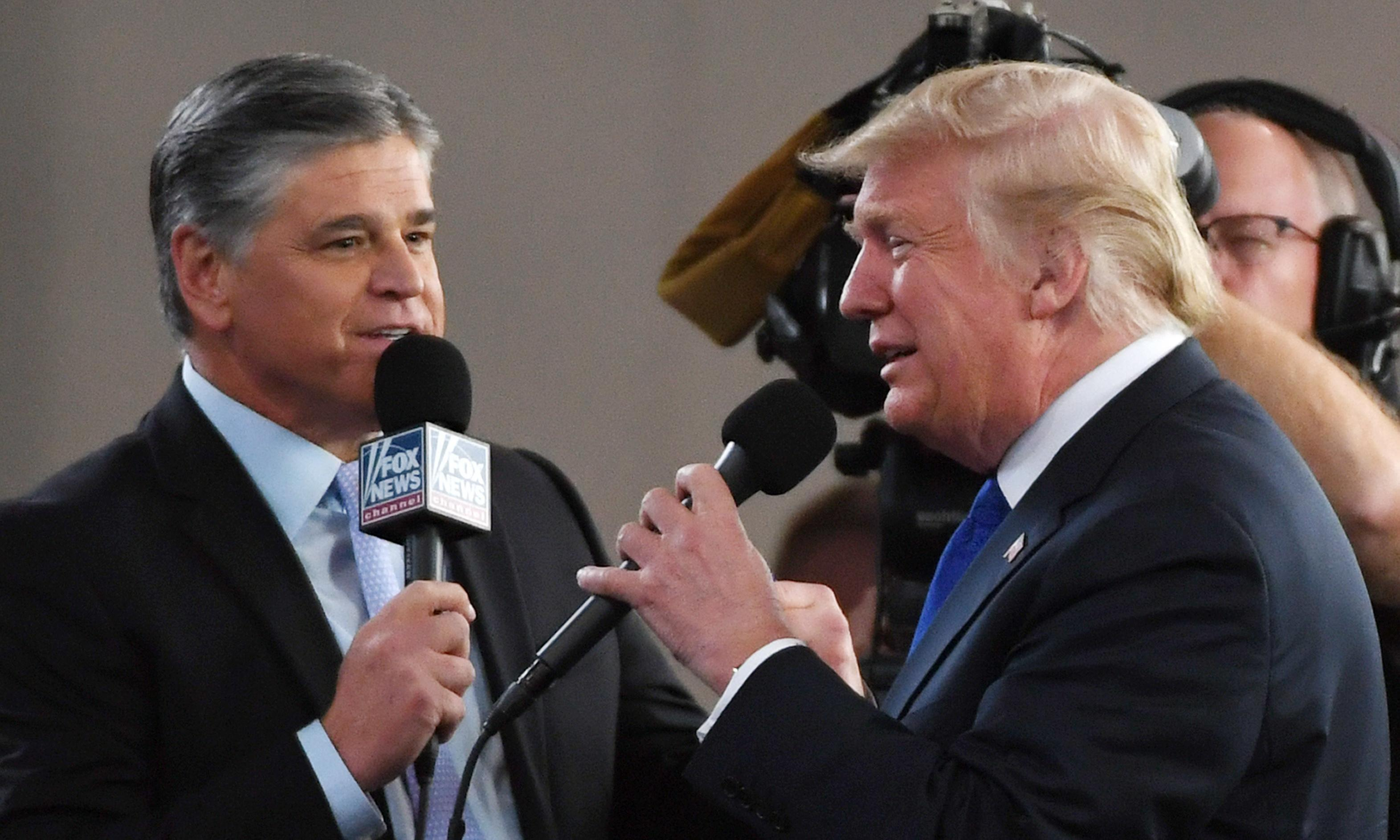 Trouble in paradise: Trump attacks Fox News – and Fox News hits back