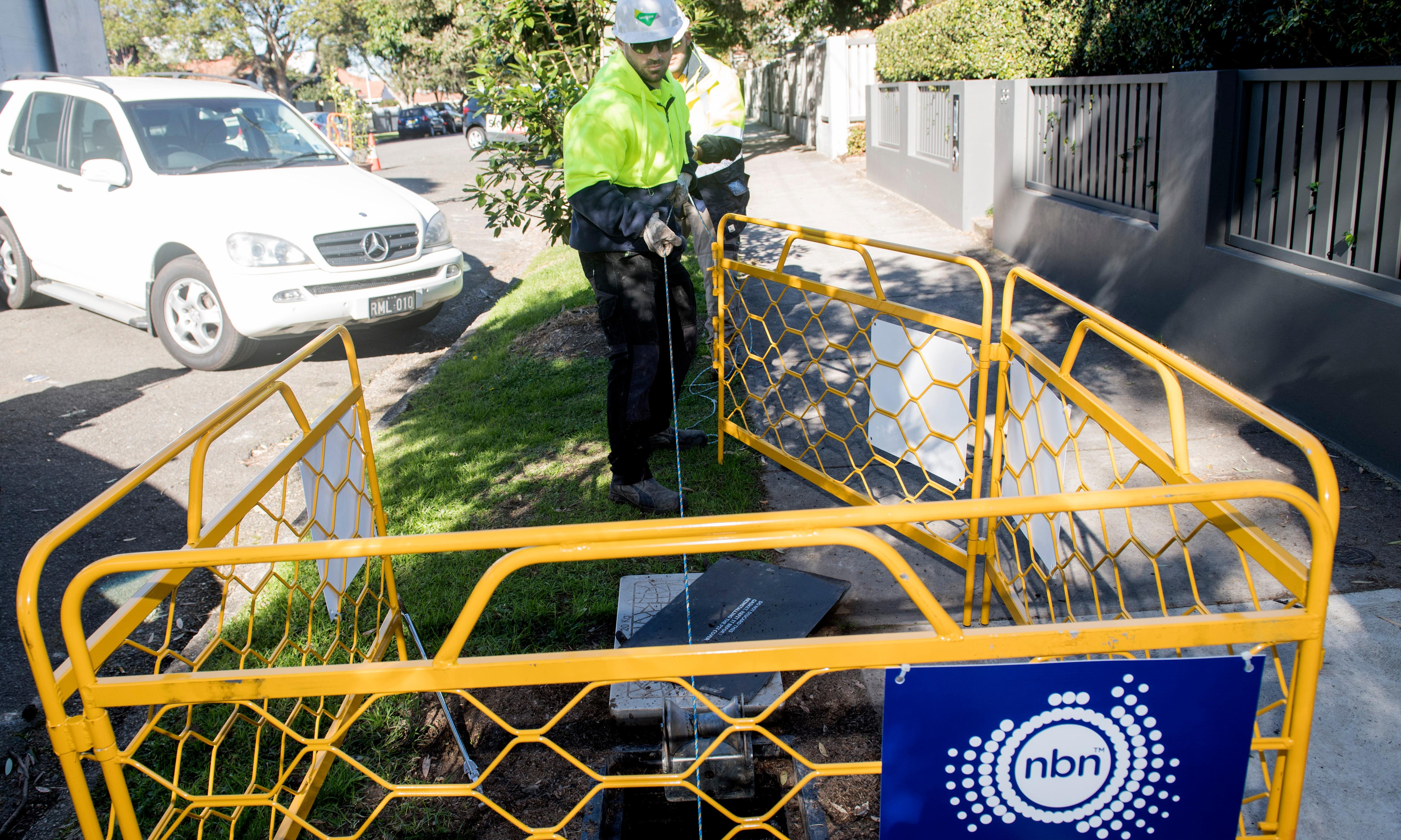 NBN close to completion as network build passes the 10m premises mark