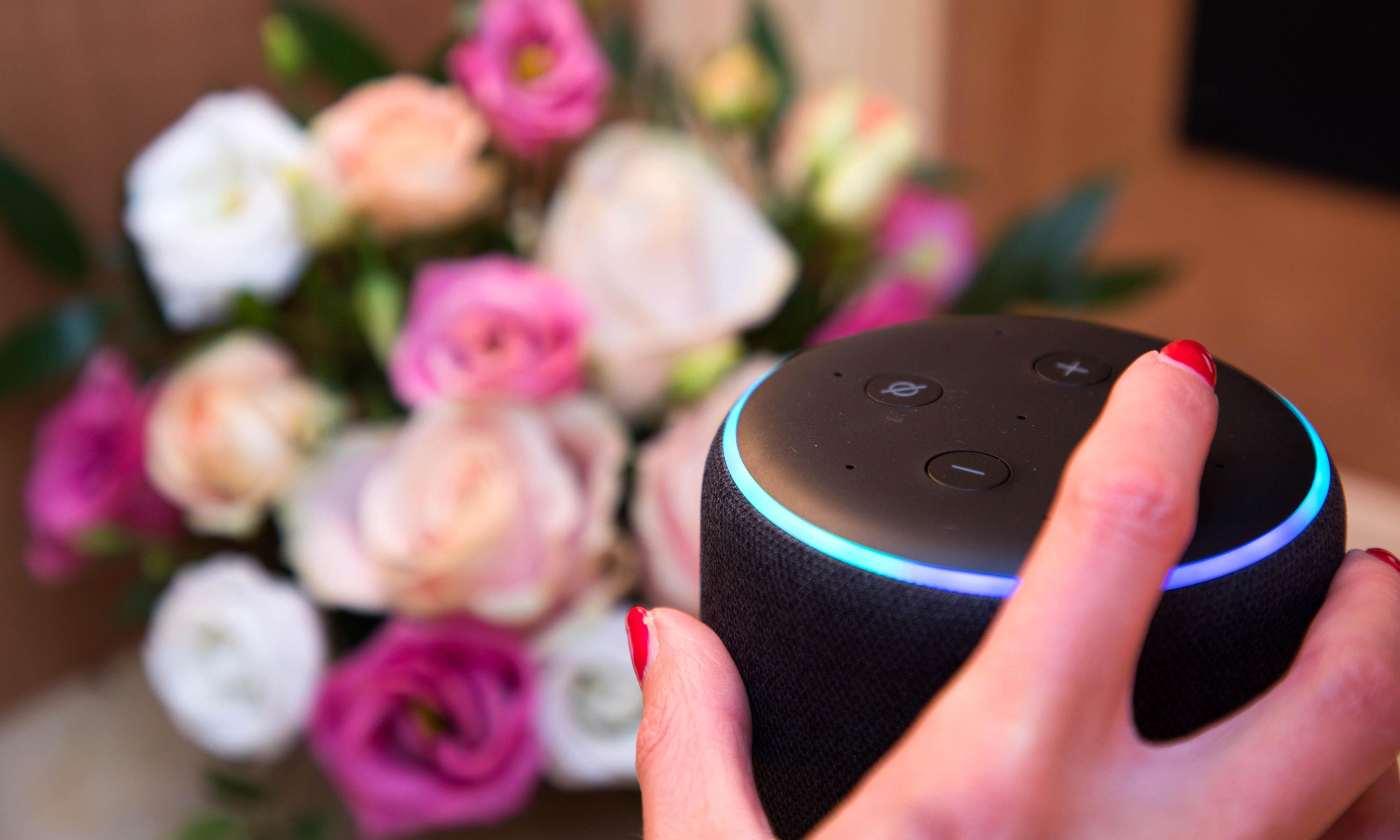 I'm getting one over on Amazon – I've unleashed my mum on Alexa