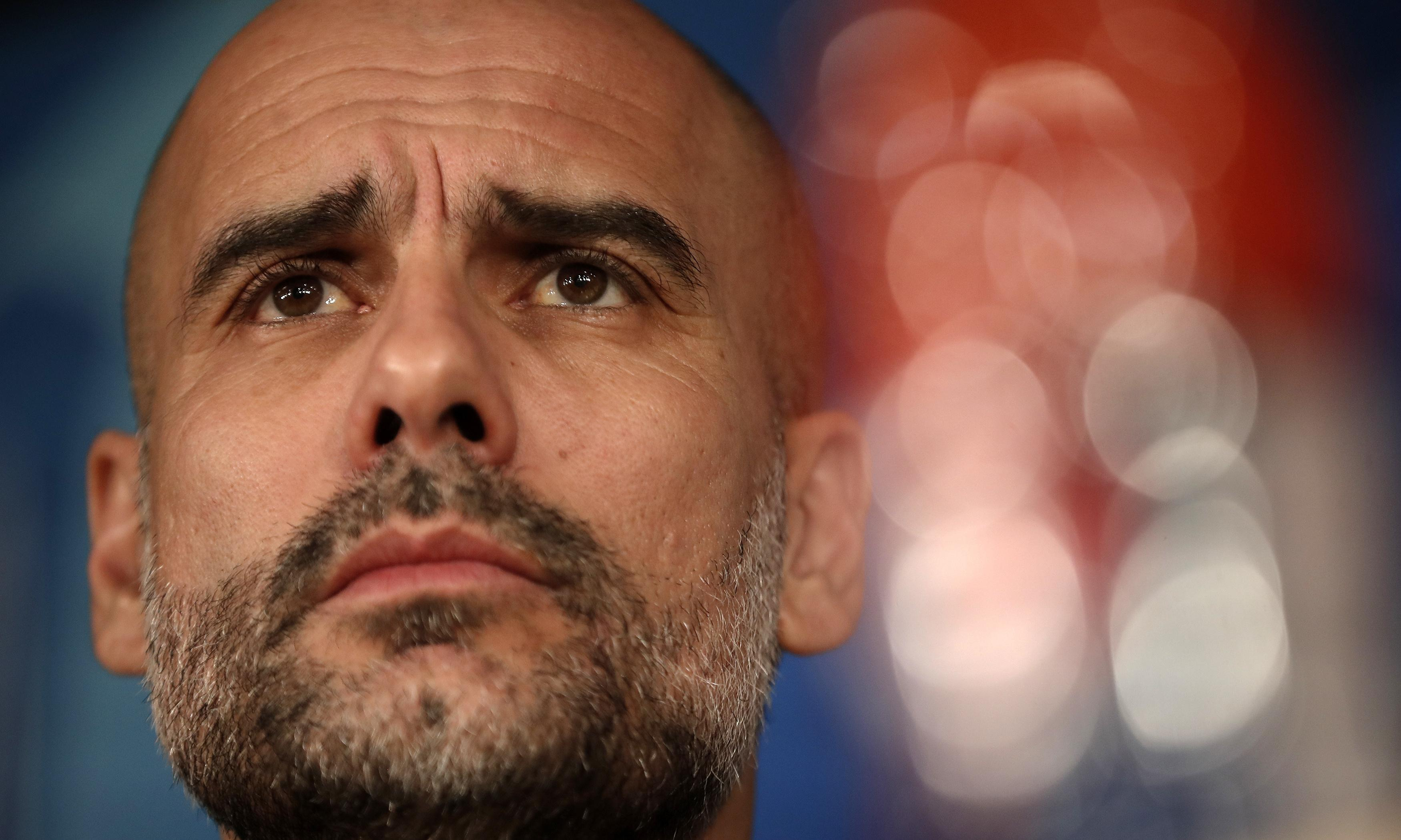 Manchester City's Pep Guardiola hopes Real Madrid tie is 'fair for both sides'