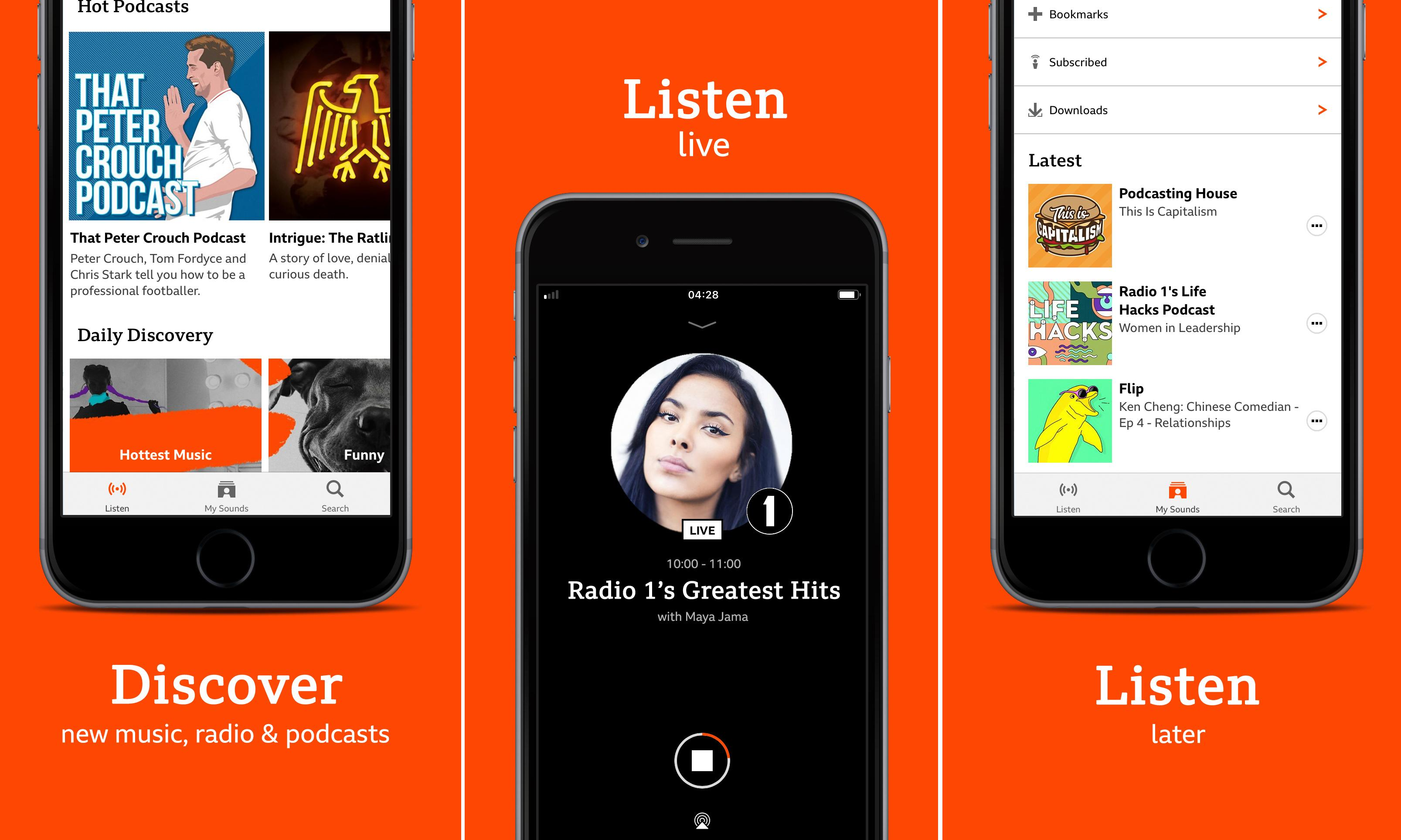 Sounds of the youth? BBC radio app targets next generation