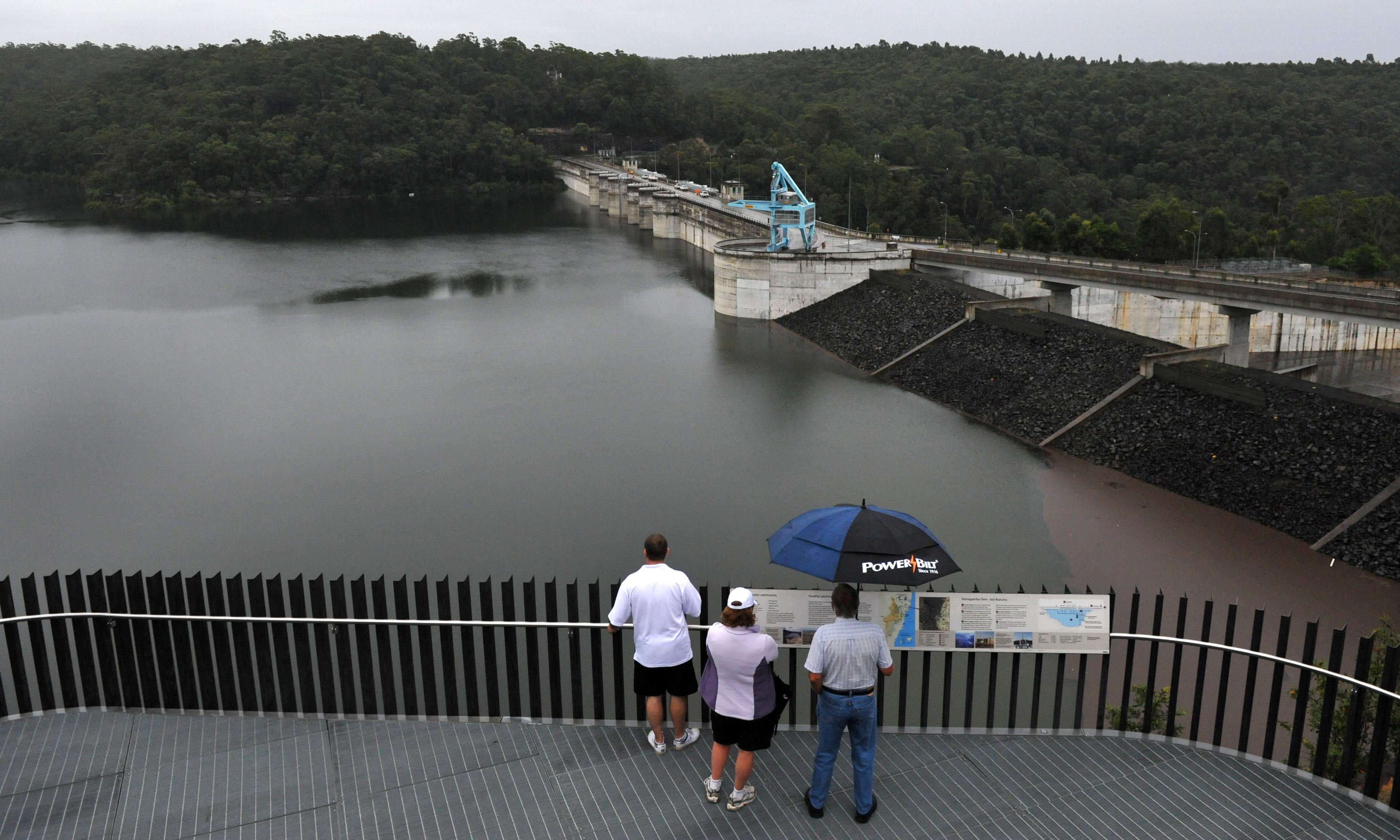 Blue Mountains wilderness would be 'permanently' changed by raising dam wall, leak reveals