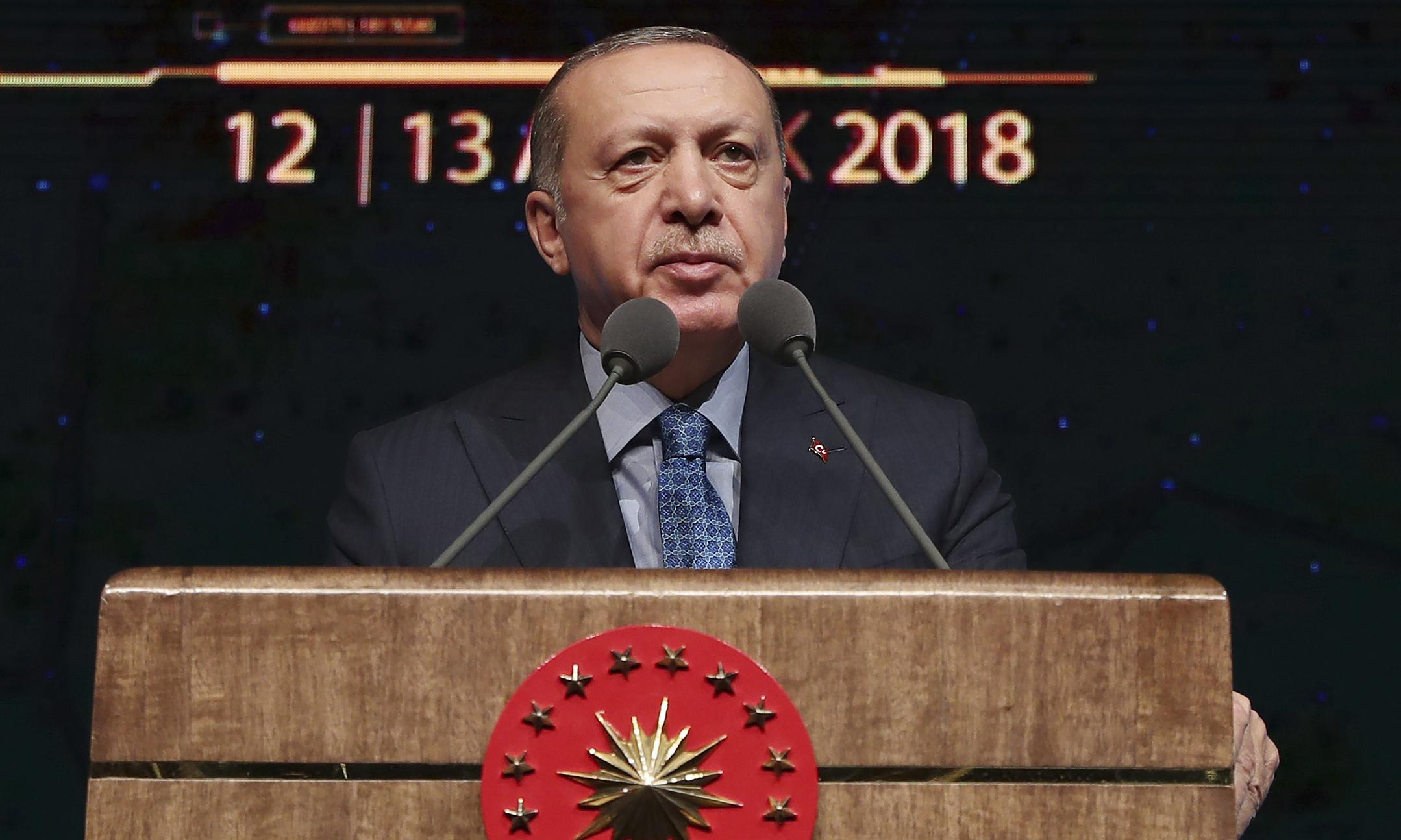 Turkey primed to start offensive against US-backed Kurds in Syria