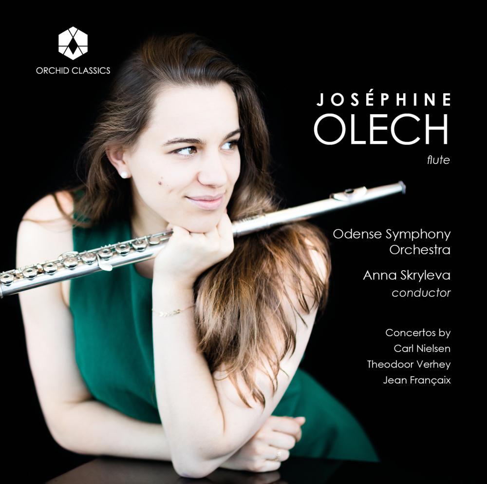 Joséphine Olech album cover