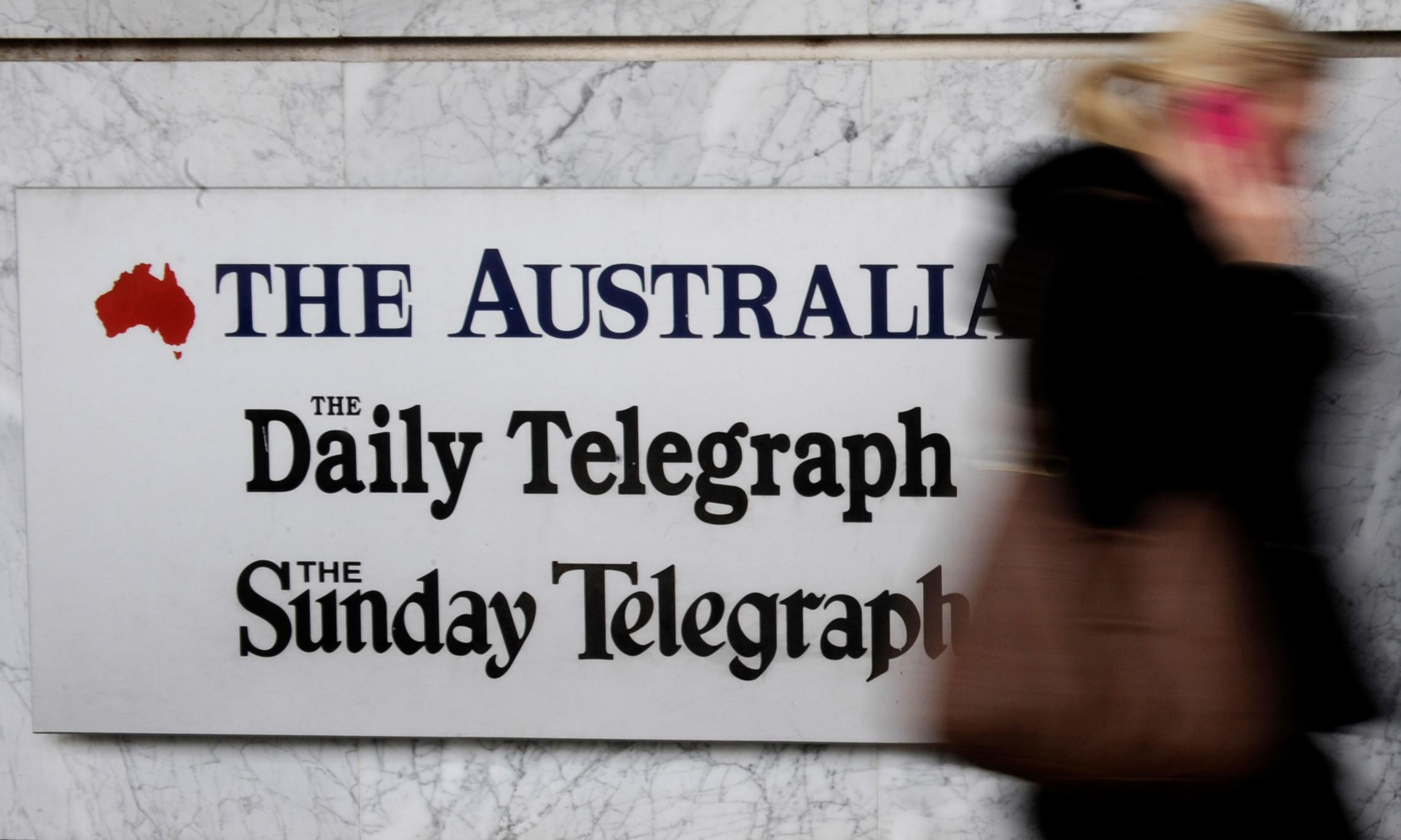 Empire strikes back: News Corp turns blowtorch on former Australian reporter