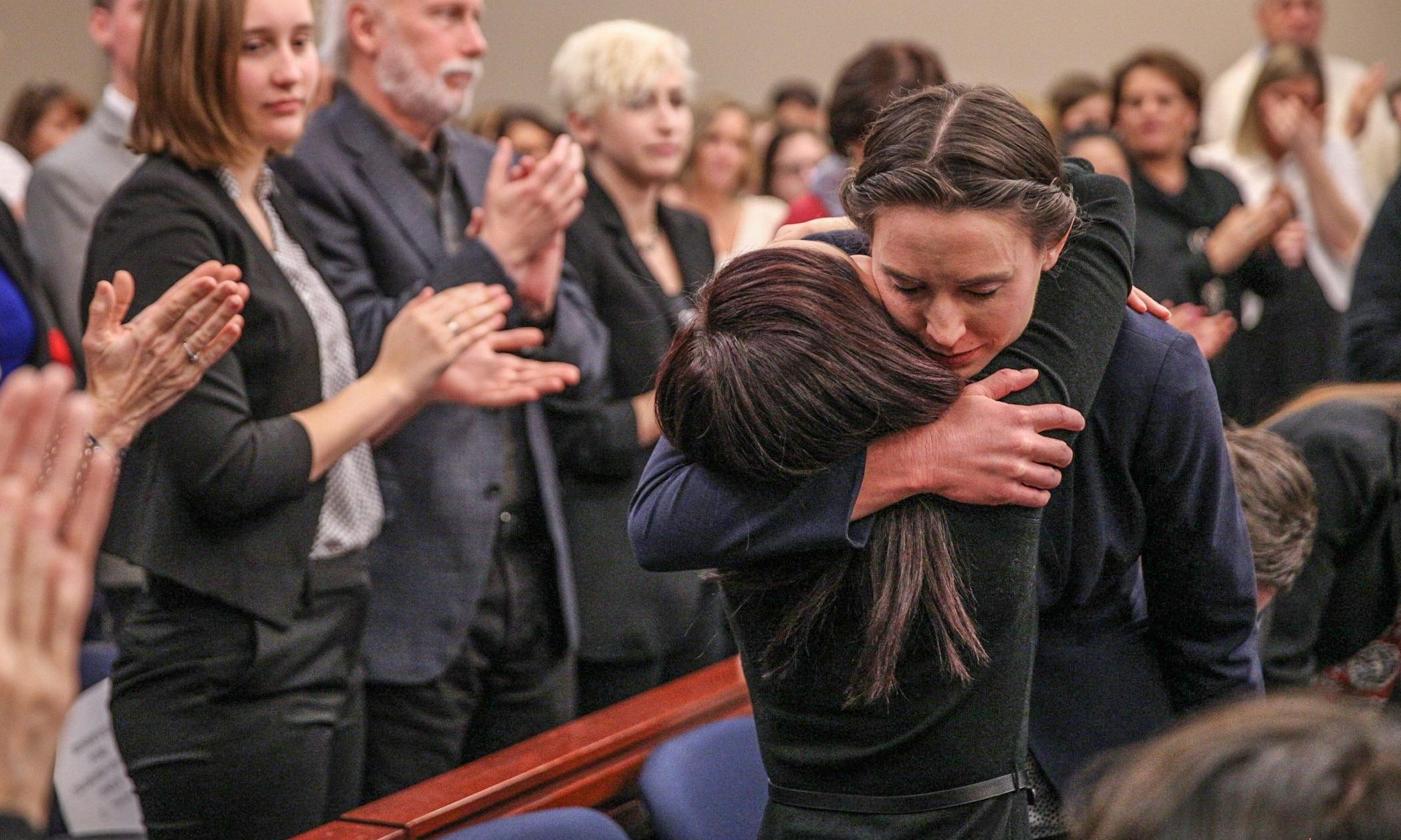 I was abused by Larry Nassar. I had to admit the damage and face it