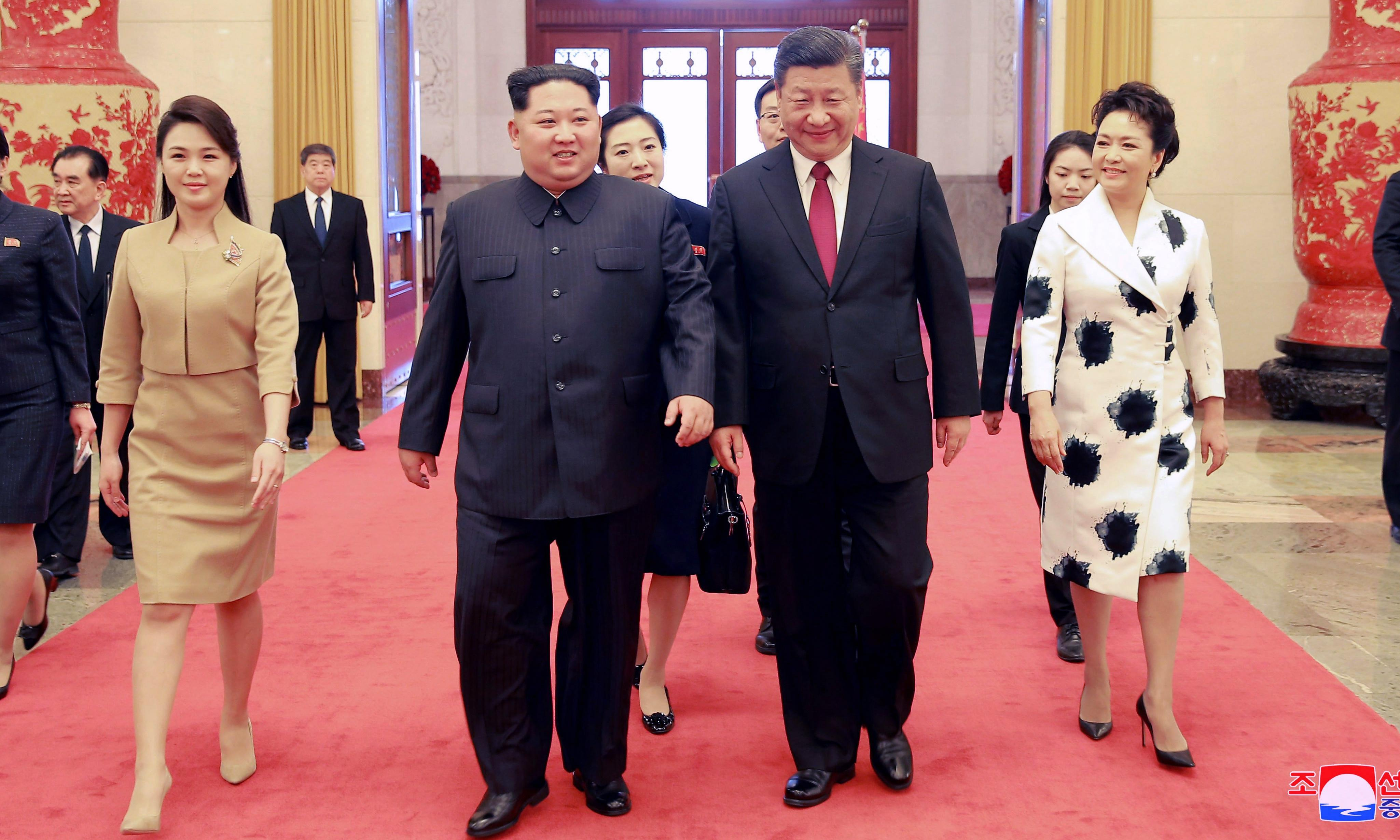 Xi Jinping to meet Kim Jong-un in first state visit to North Korea