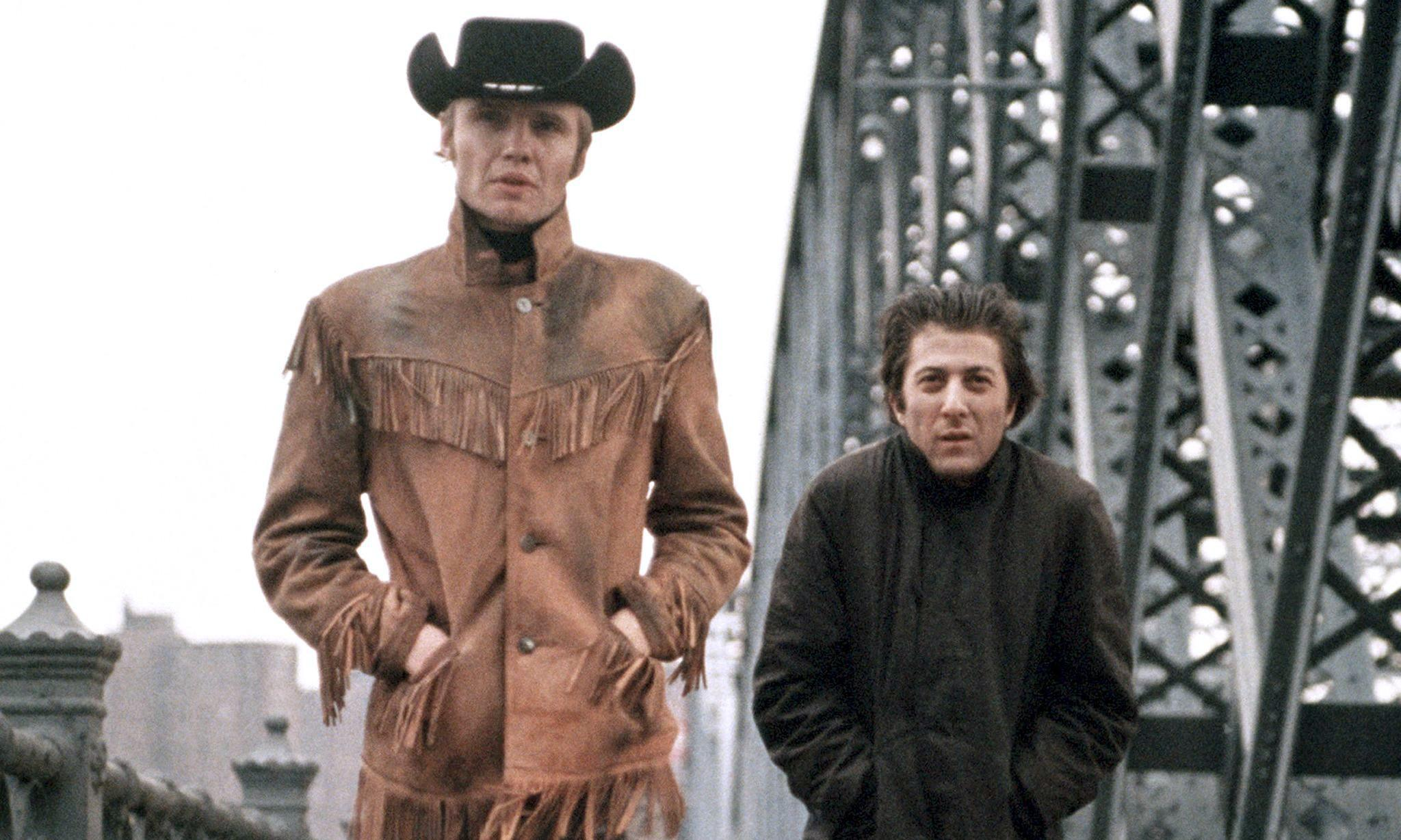 Midnight Cowboy review – a still potent stew of 60s sleaze