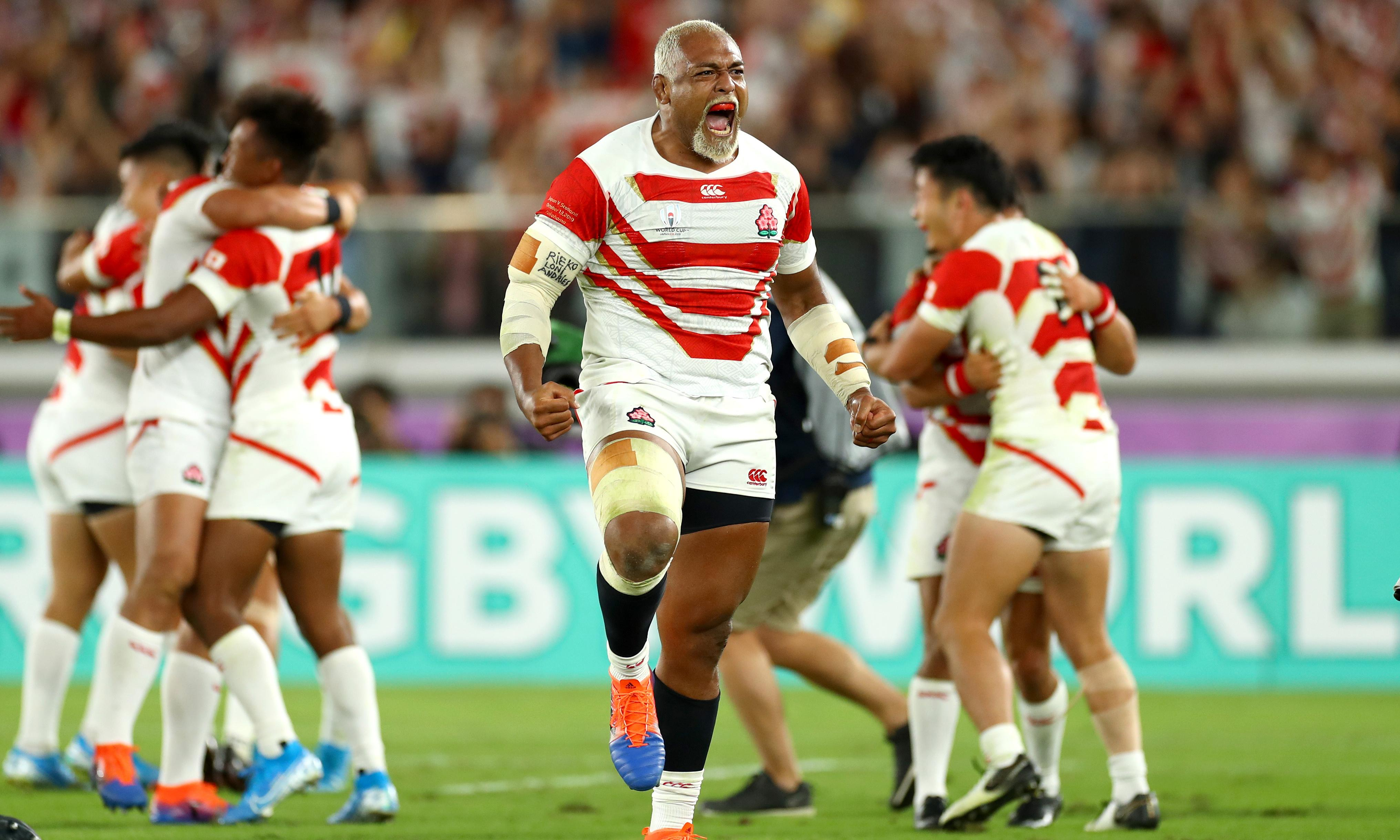 In Japan they call it doryoku – but effort alone won't beat South Africa