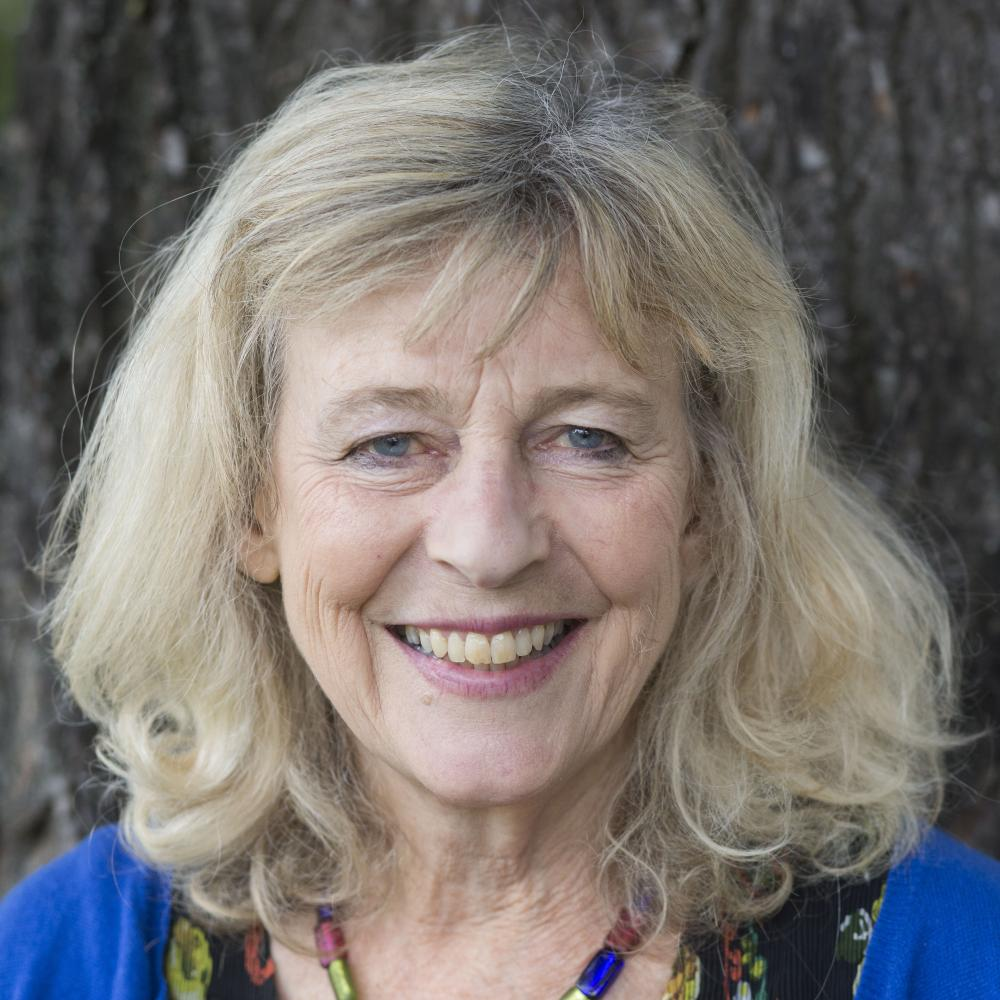 Deborah Moggach at the Cheltenham Literature Festival 2016