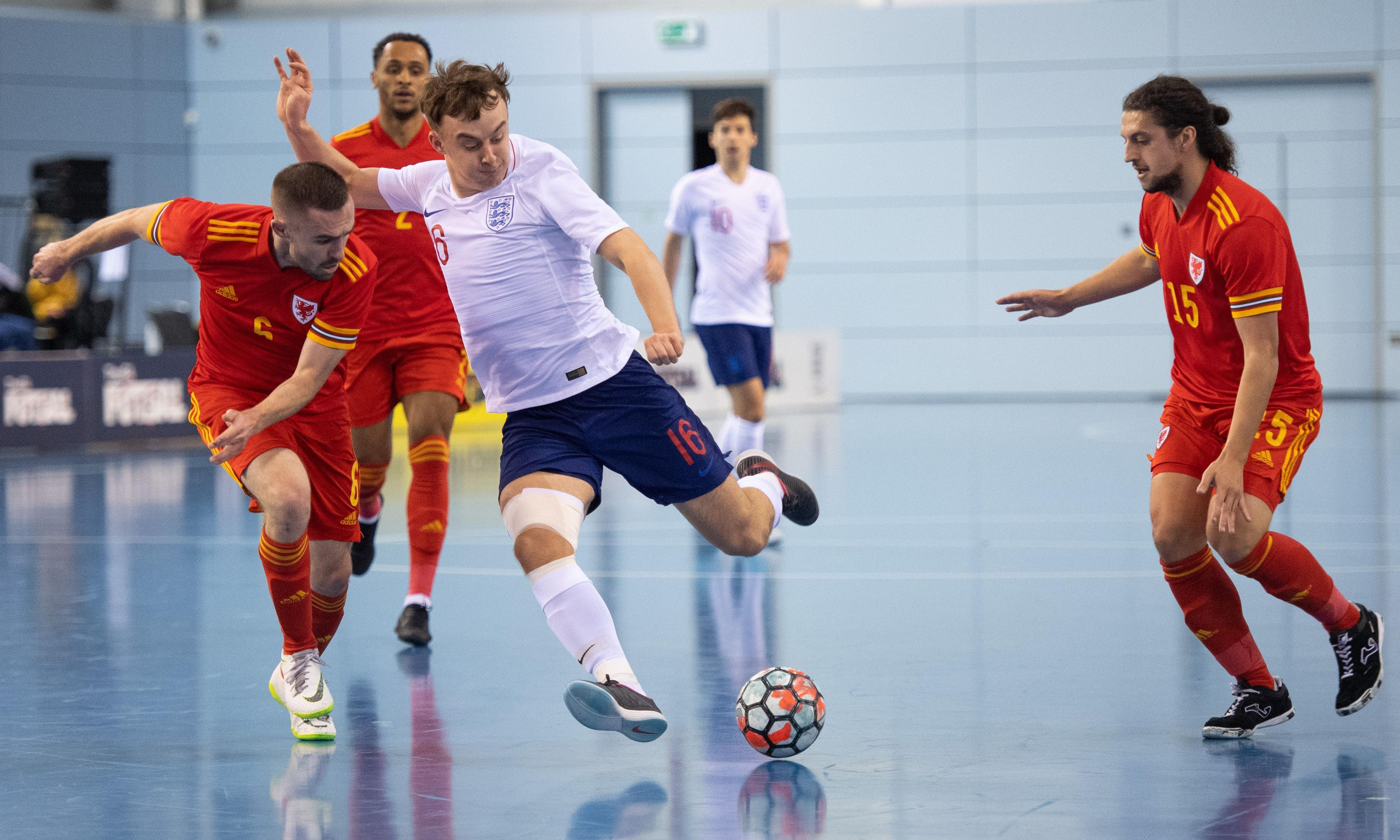 Futsal: the thinking player's game that doesn't hurt the head