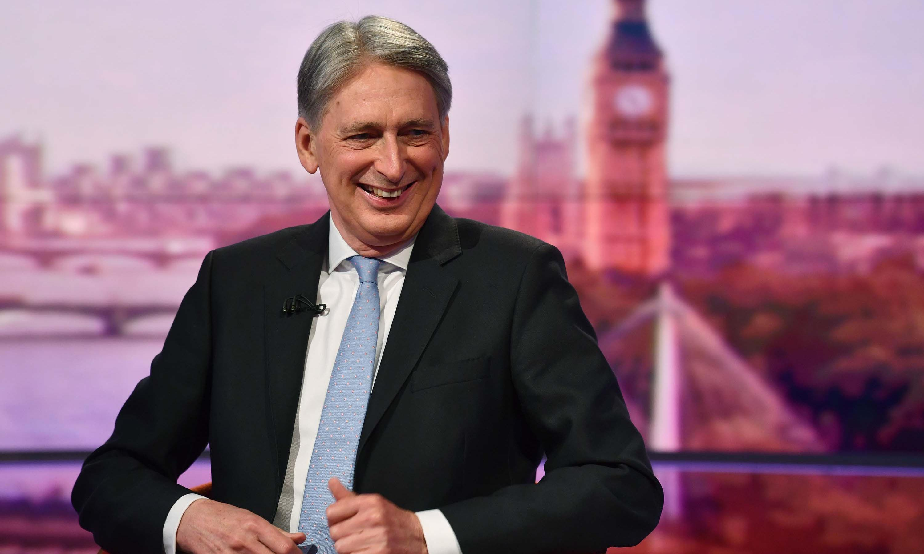 Hammond warns leadership candidates not to ignore parliament on Brexit