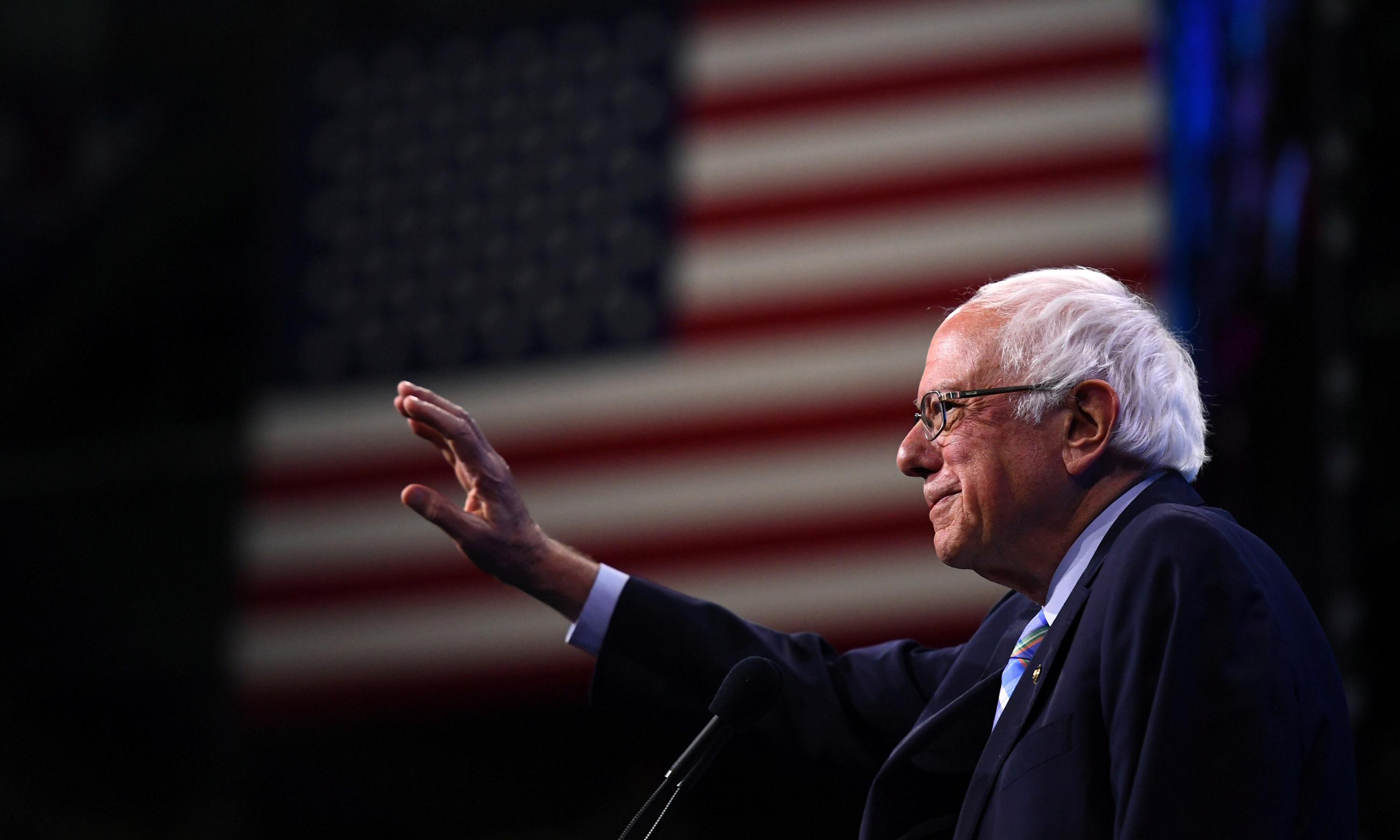 Bernie Sanders is right, it's time to redistribute economic power