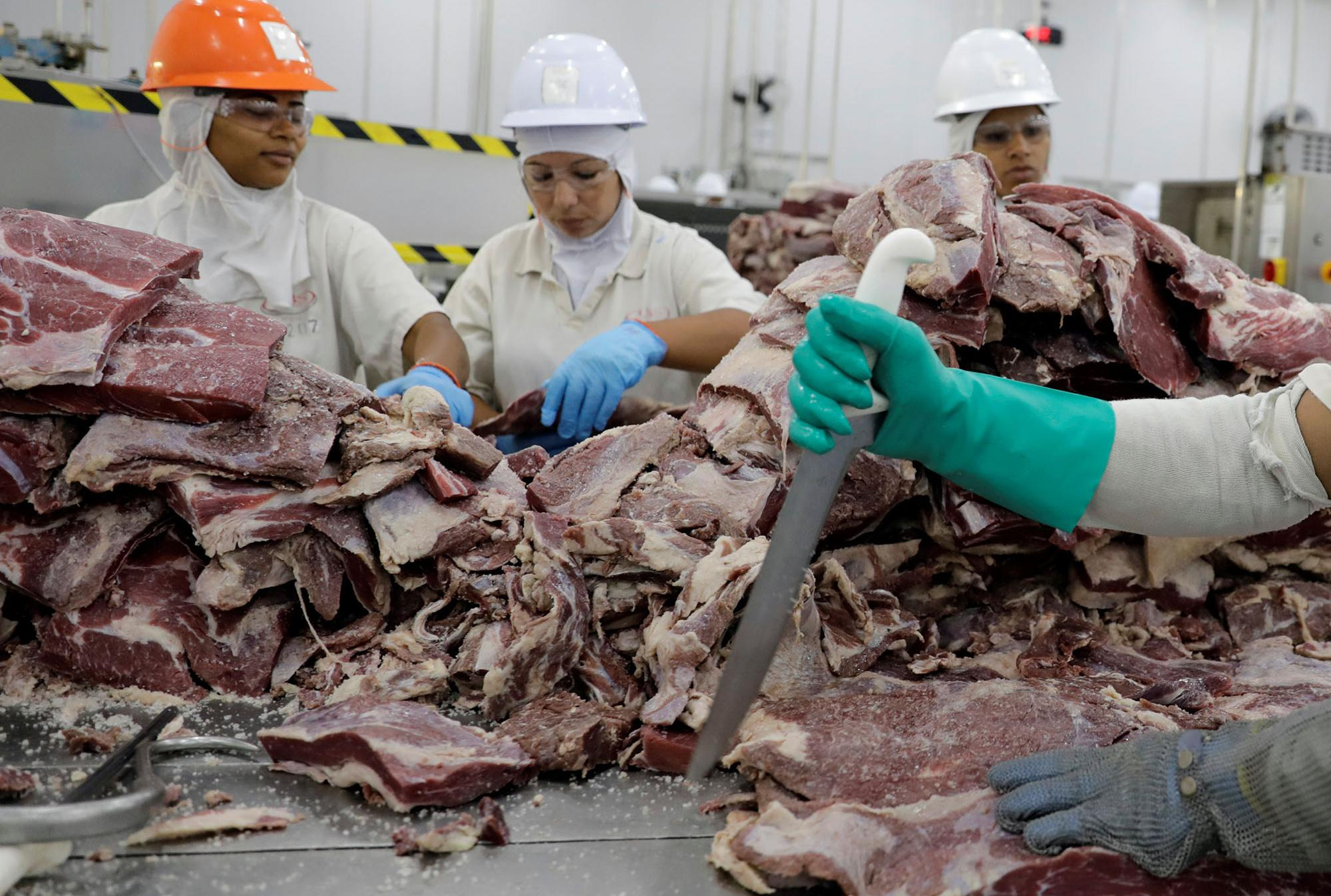 Meat company faces heat over 'cattle laundering' in Amazon supply chain