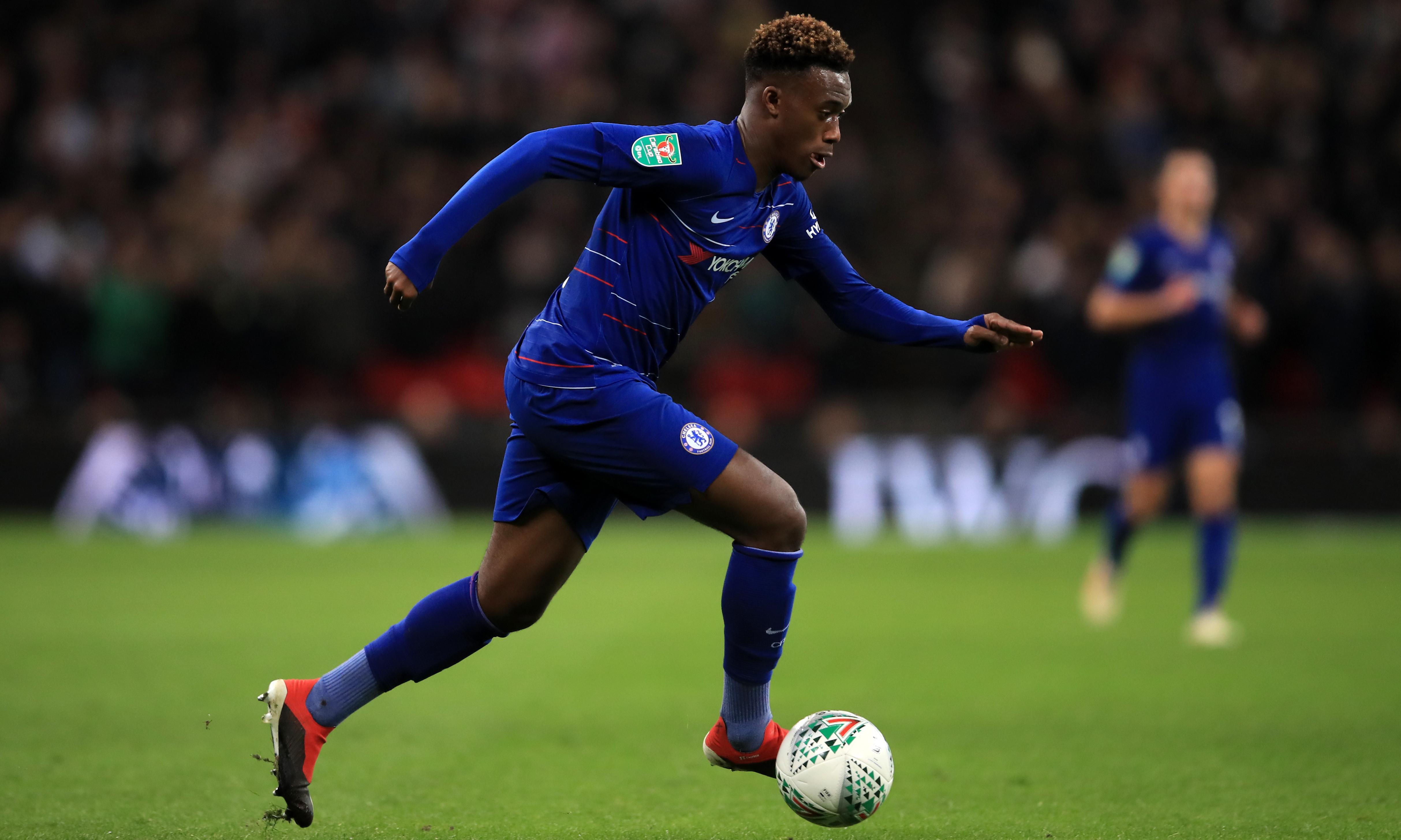 Football transfer rumours: PSG join the race for Callum Hudson-Odoi?