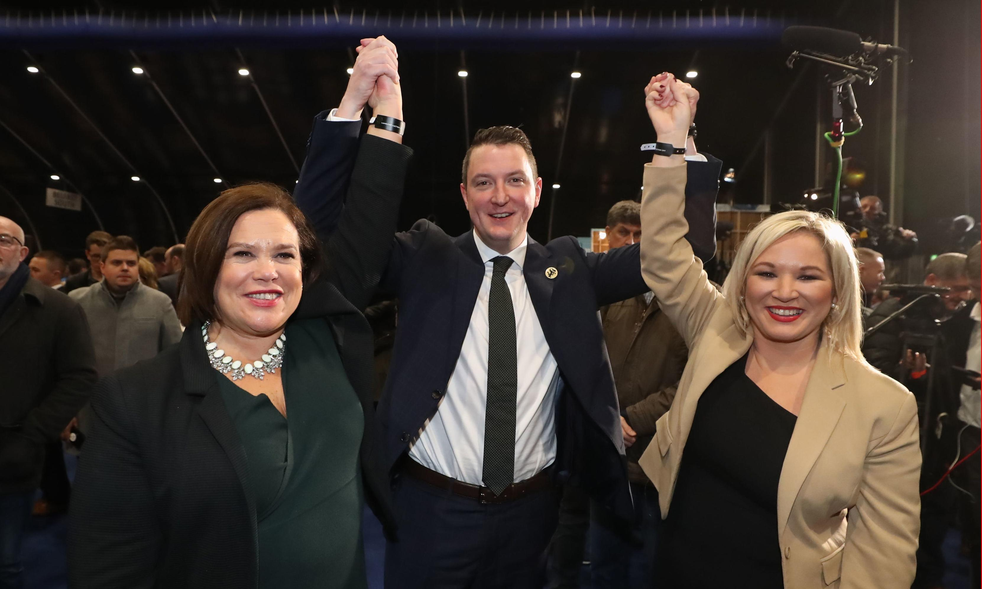 Northern Ireland's sectarian parties punished by rise of the non-aligned