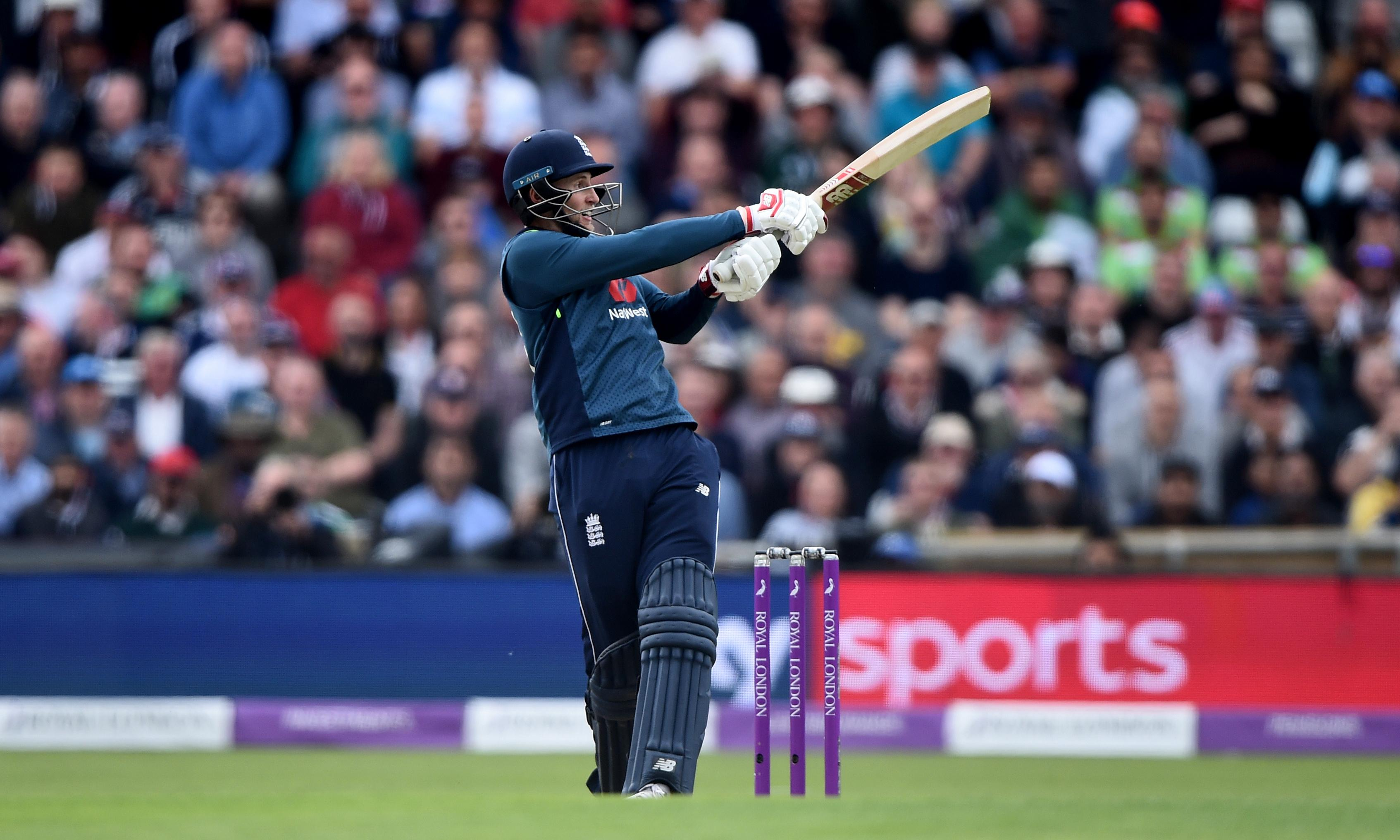 Joe Root accepts need to leave power hitting to others during World Cup