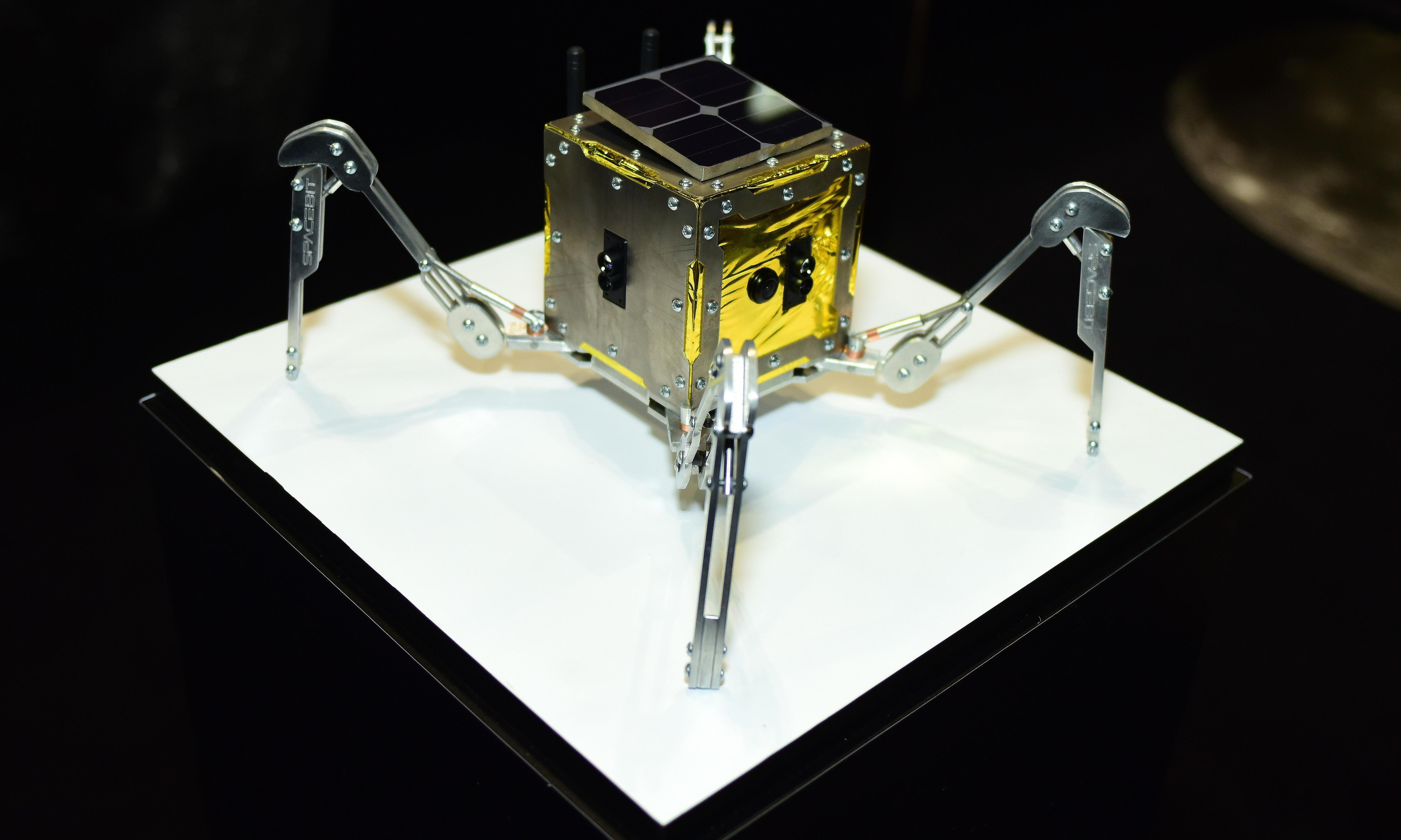 Spacewatch: UK's first moon rover poised for 2021 touchdown