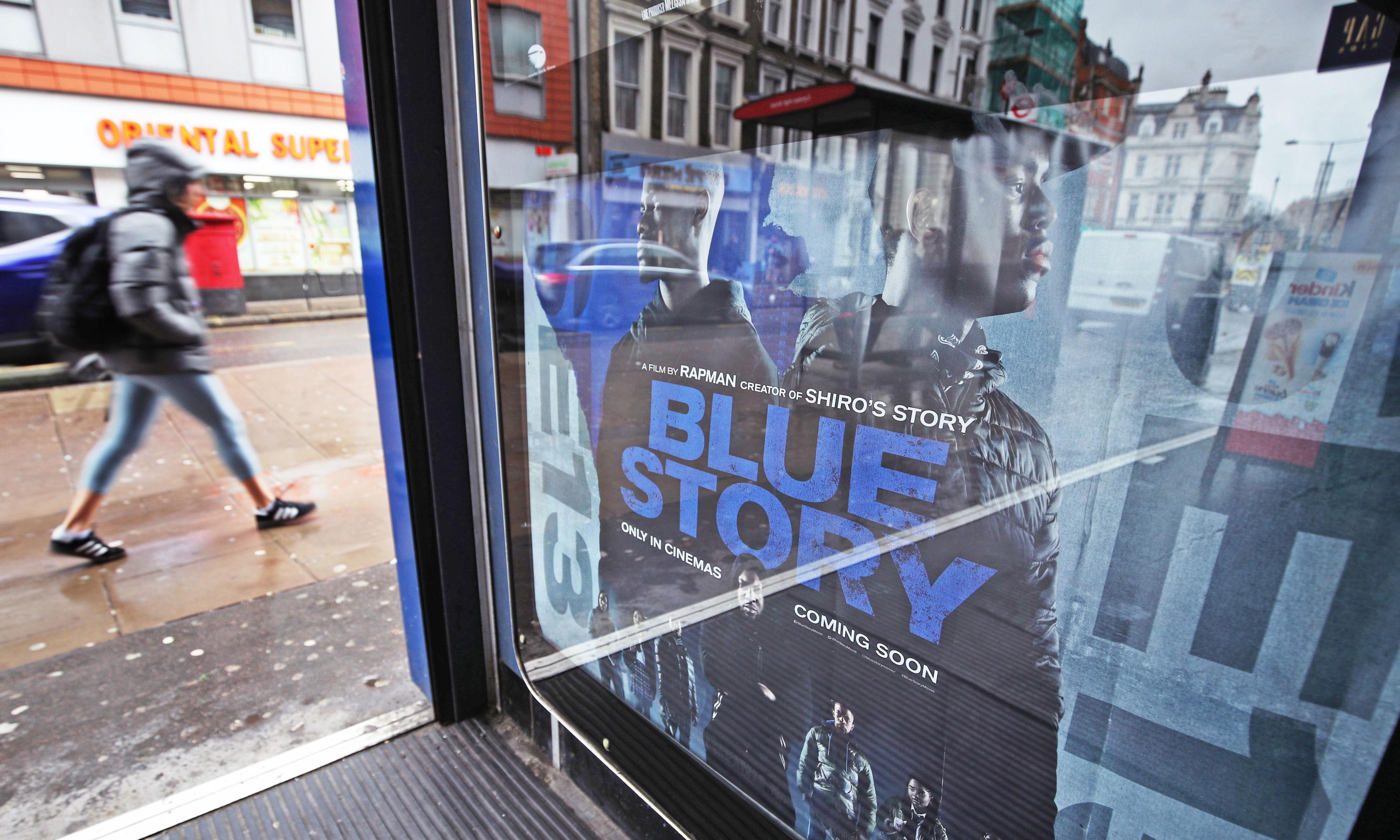 Blue Story earns £2.9m so far despite cinema ban