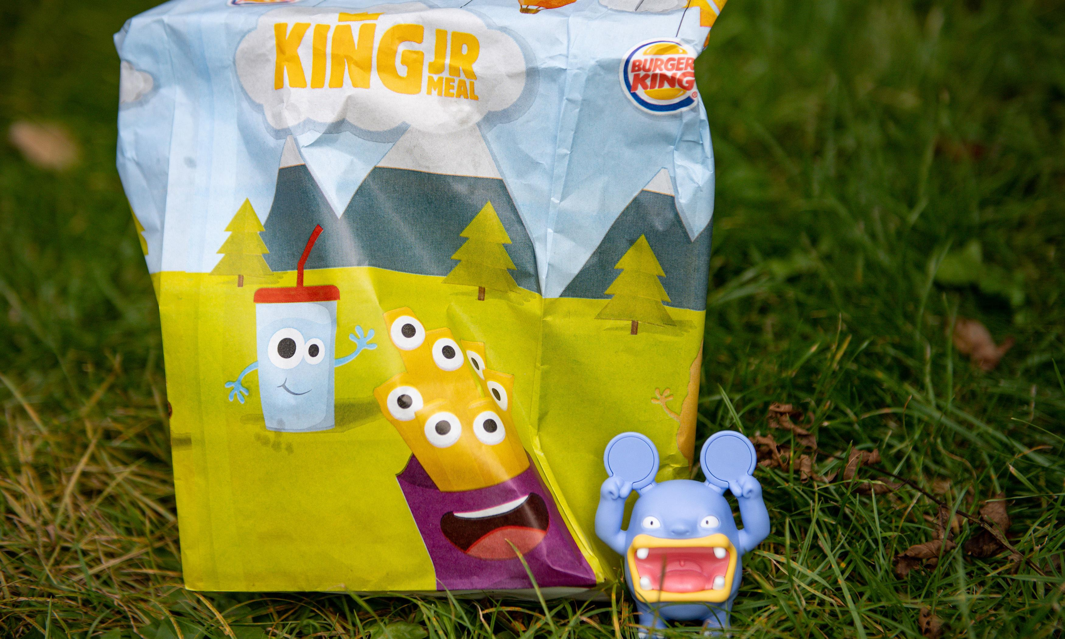 Burger King is giving up on free plastic toys for kids – when will others follow?