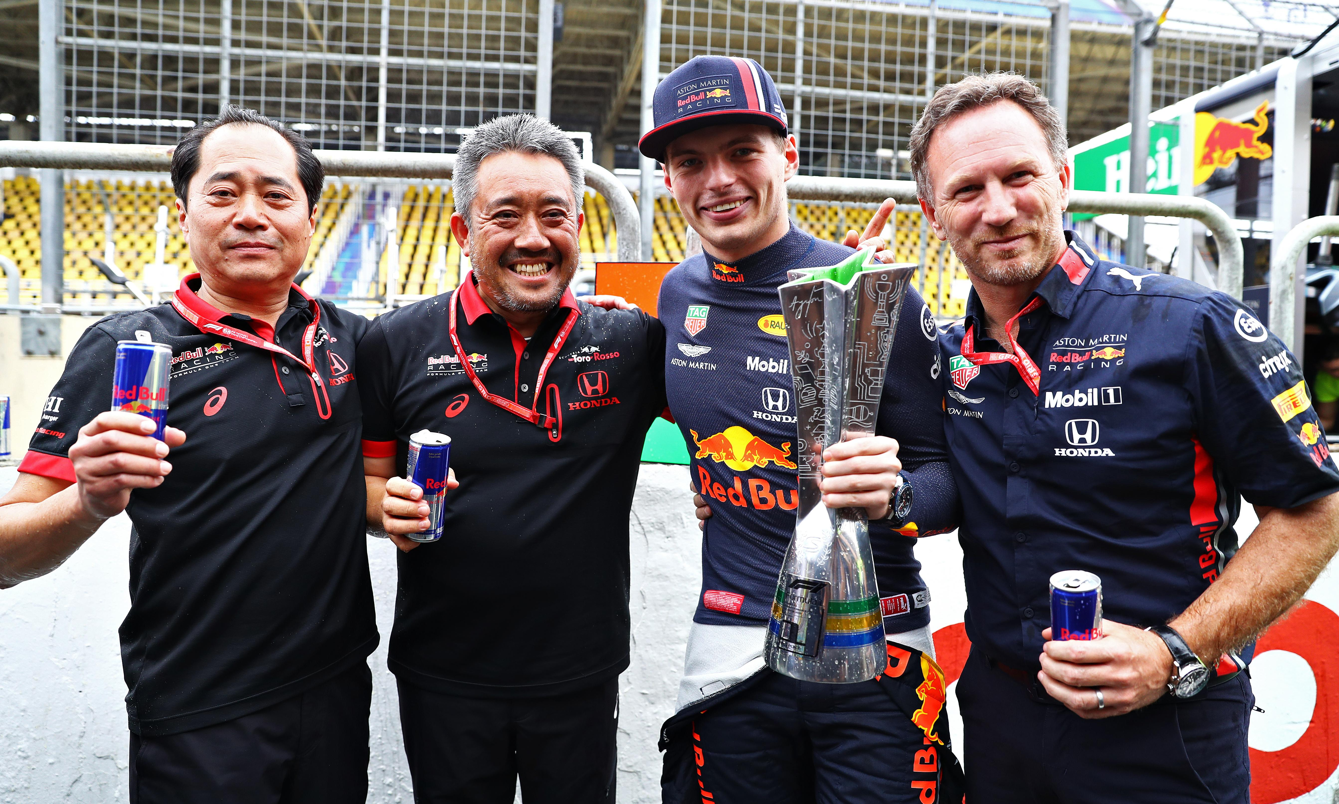 Max Verstappen's decision suggests F1 title tilt from Red Bull and Honda