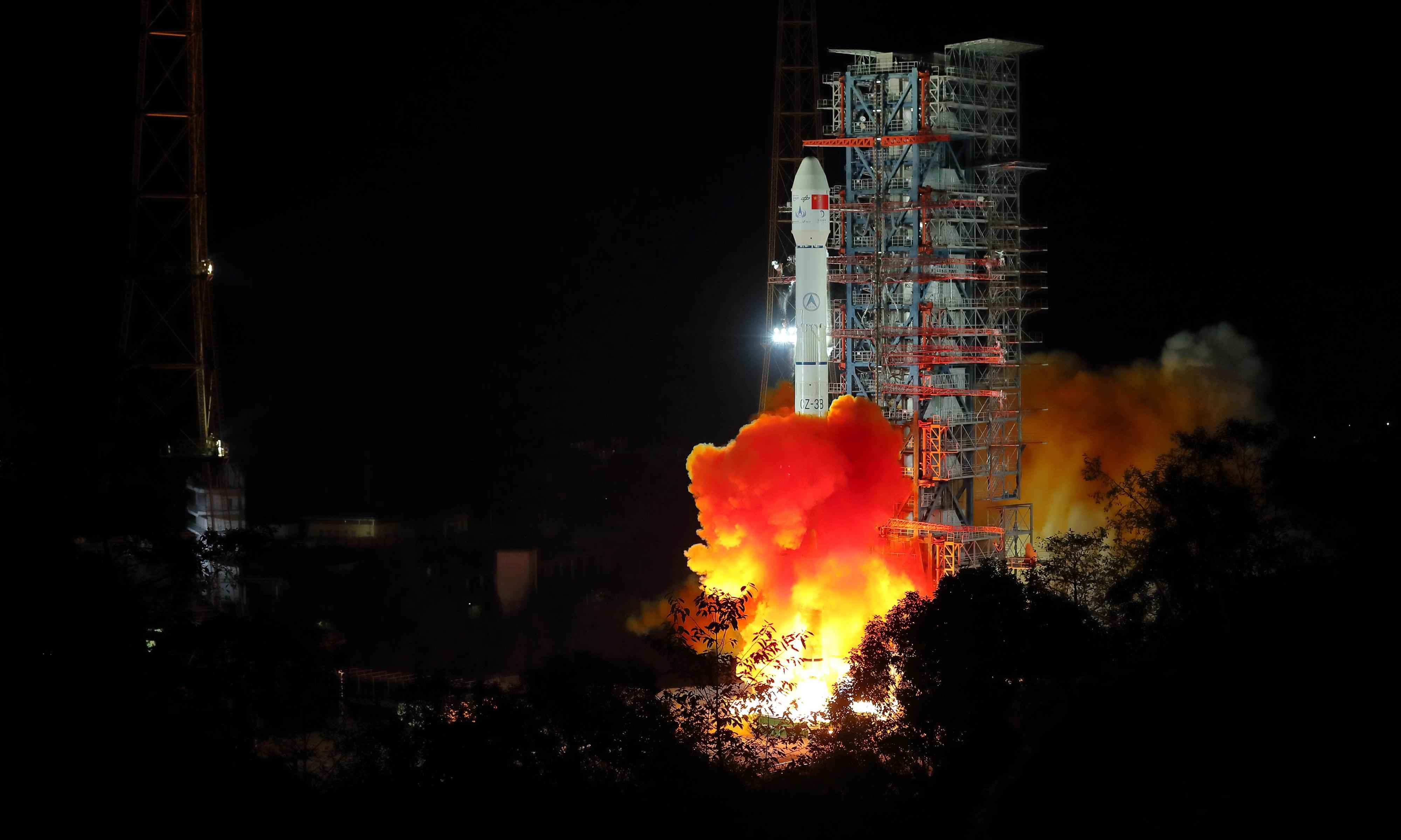 Battlefield moon: how China plans to win the lunar space race
