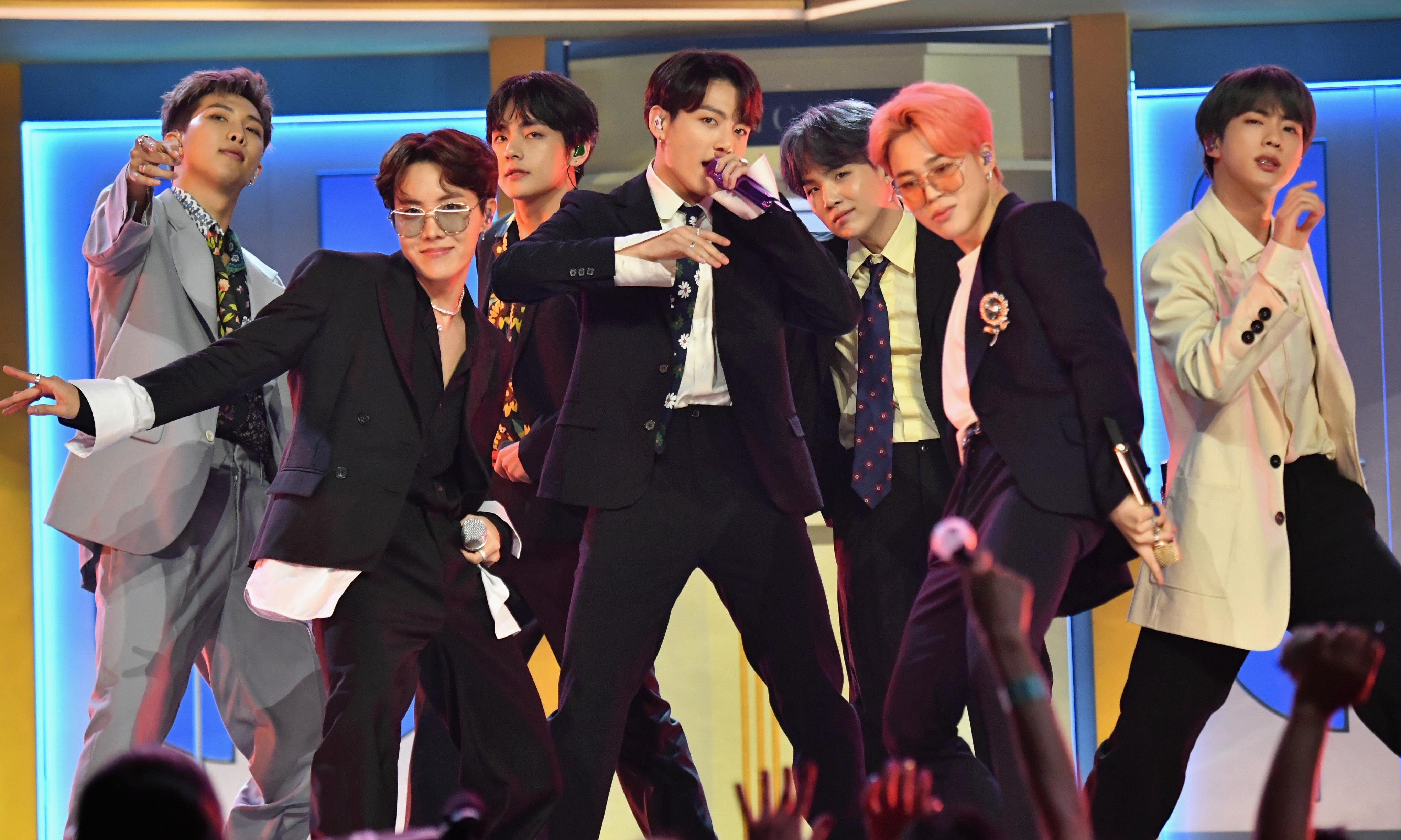 The week in media: Nine apologises after enraging fans of K-pop band BTS