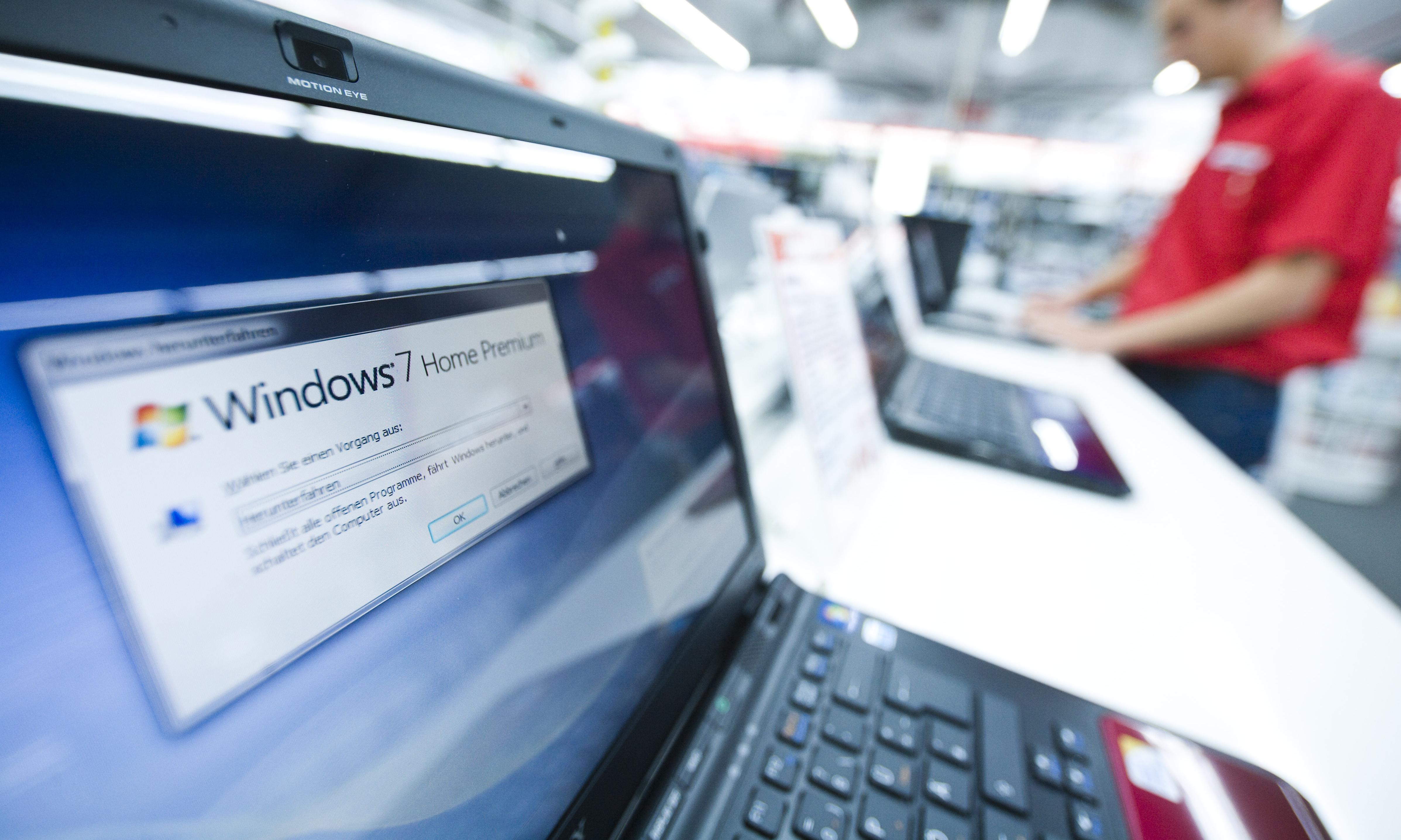 I'm still on Windows 7 – what should I do?
