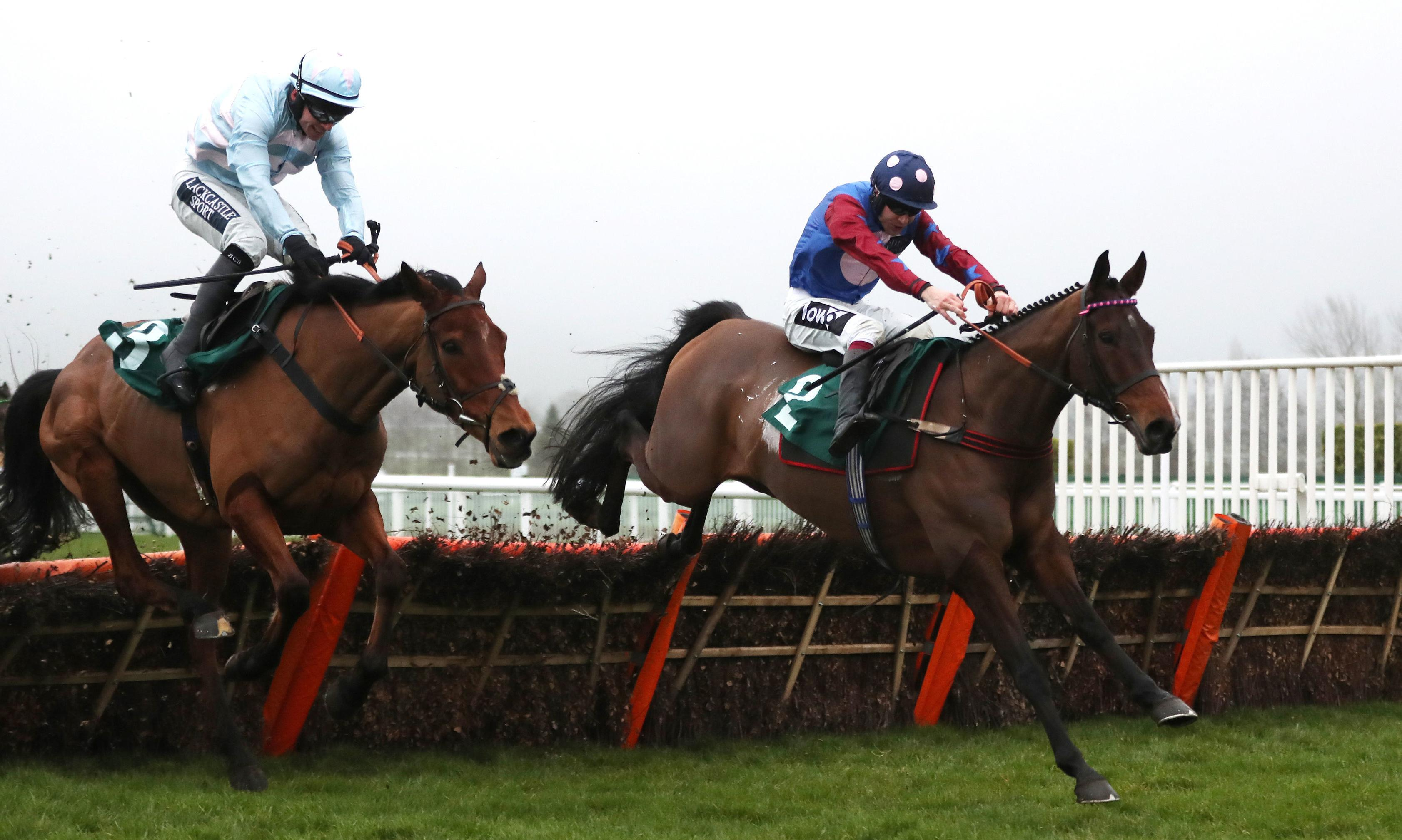 Paisley Park odds-on for Cheltenham's Stayers Hurdle after Trials Day win