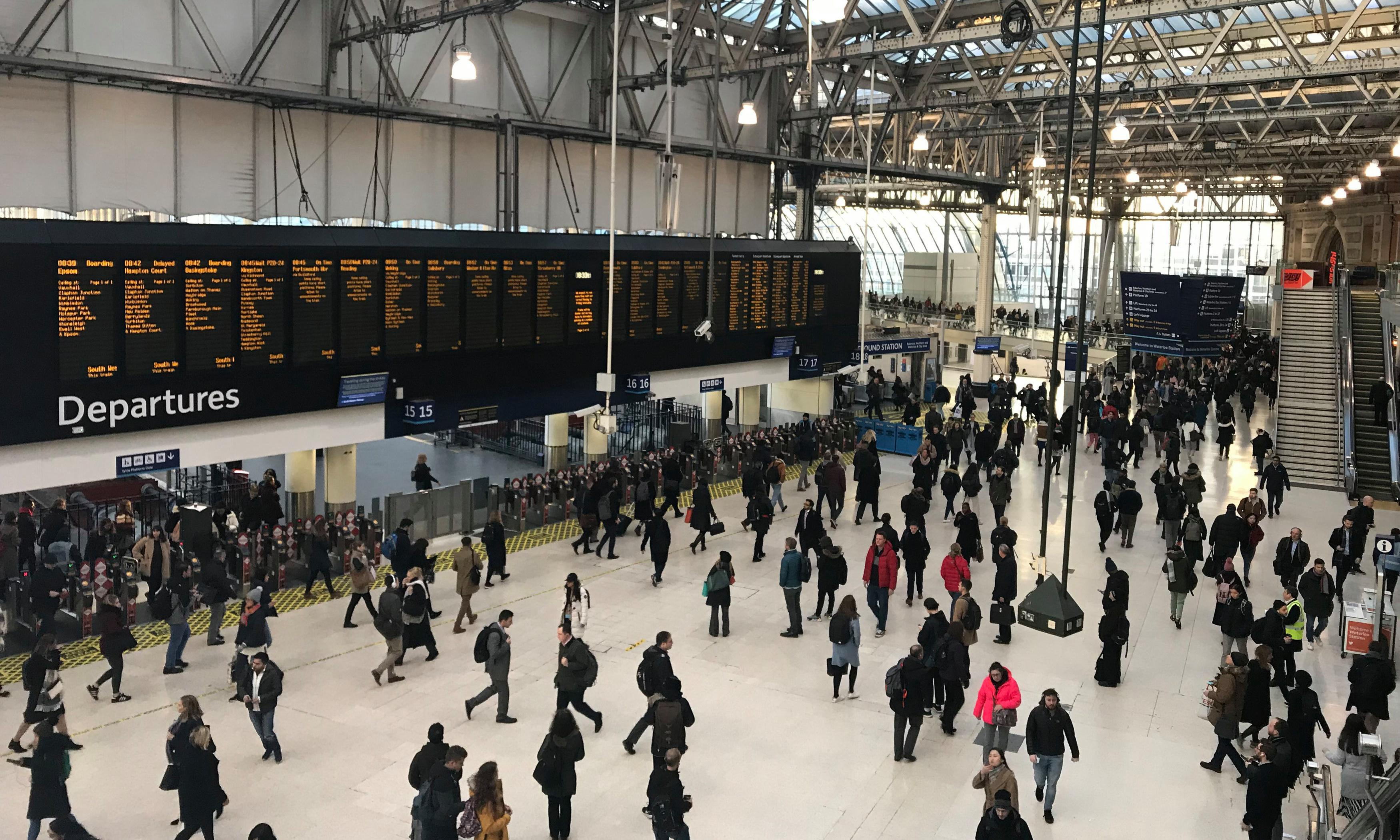 Rail passengers warned as new timetable comes into effect across UK