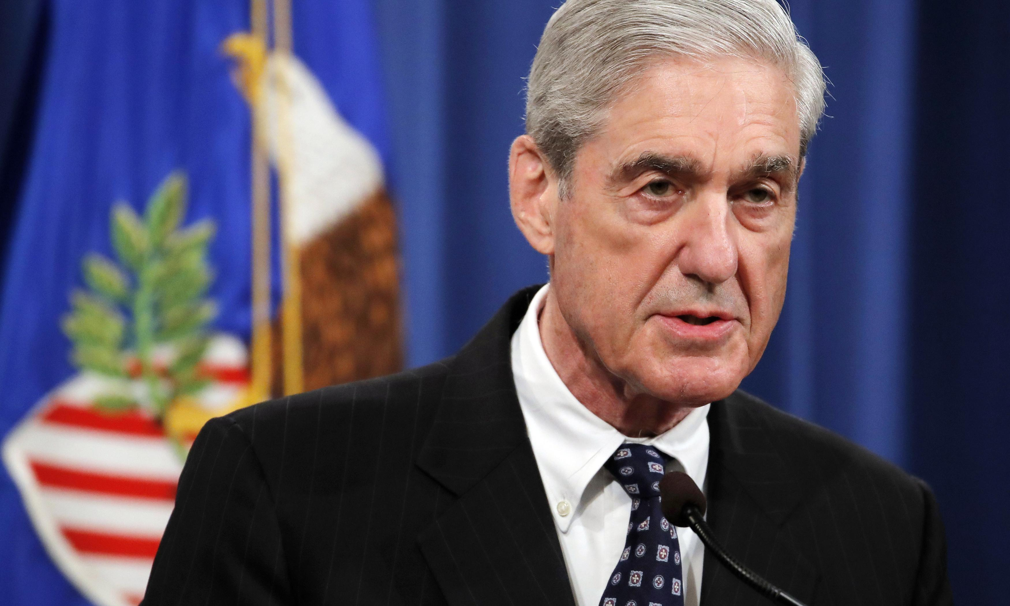 Robert Mueller: 'damning and explosive' testimony expected before Congress