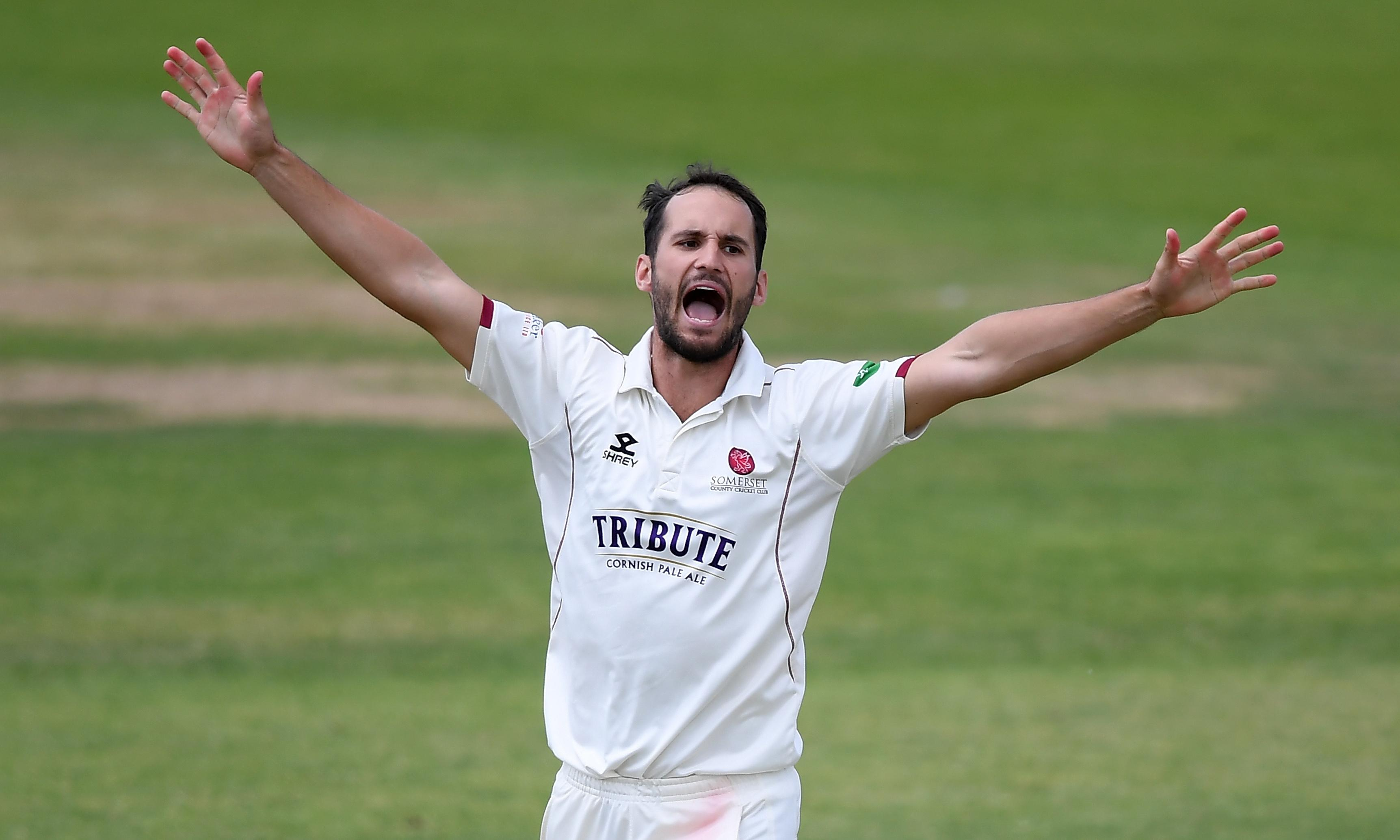 County cricket talking points: Somerset keep swinging in the rain
