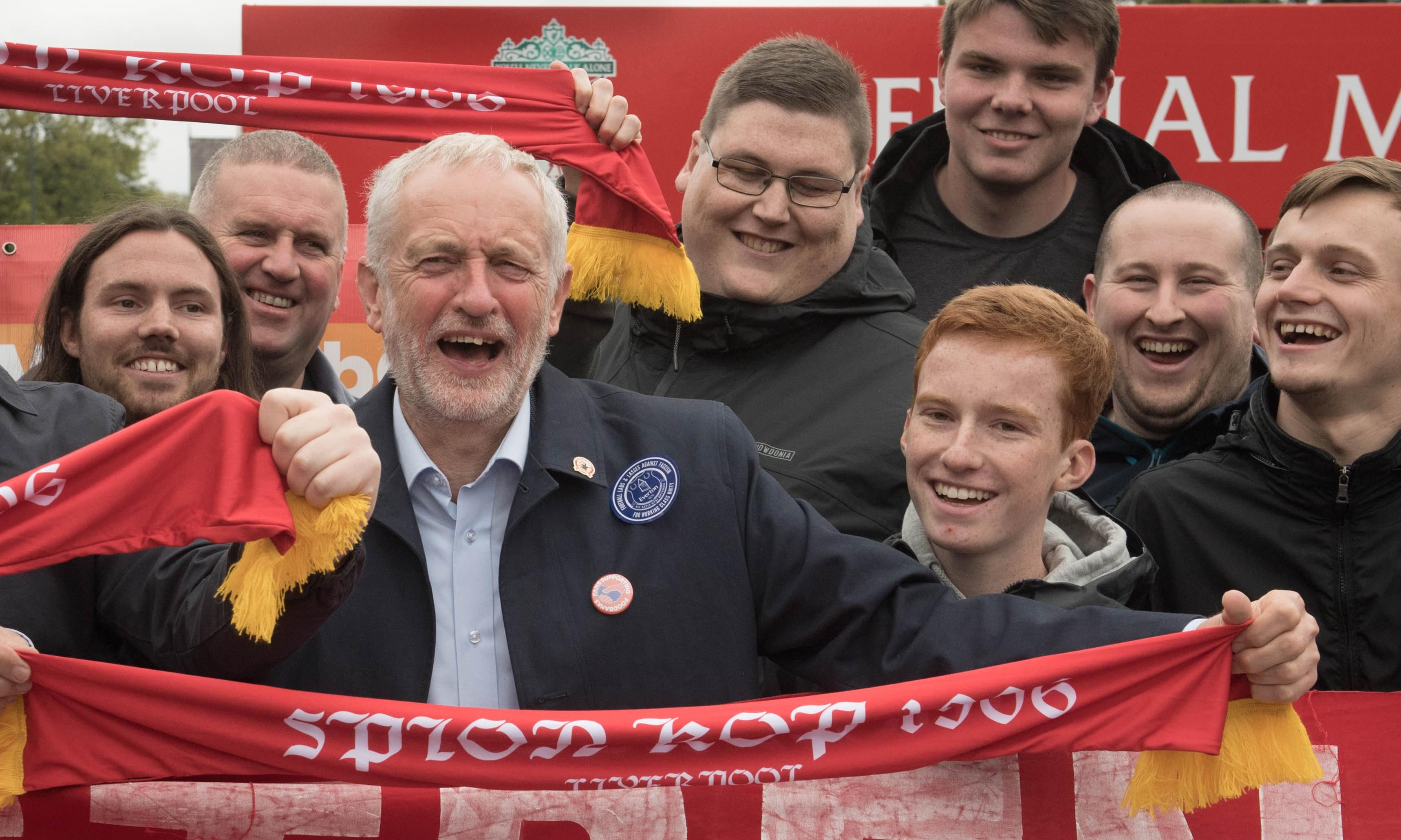 Labour's young warriors stand behind Corbyn – well, mostly