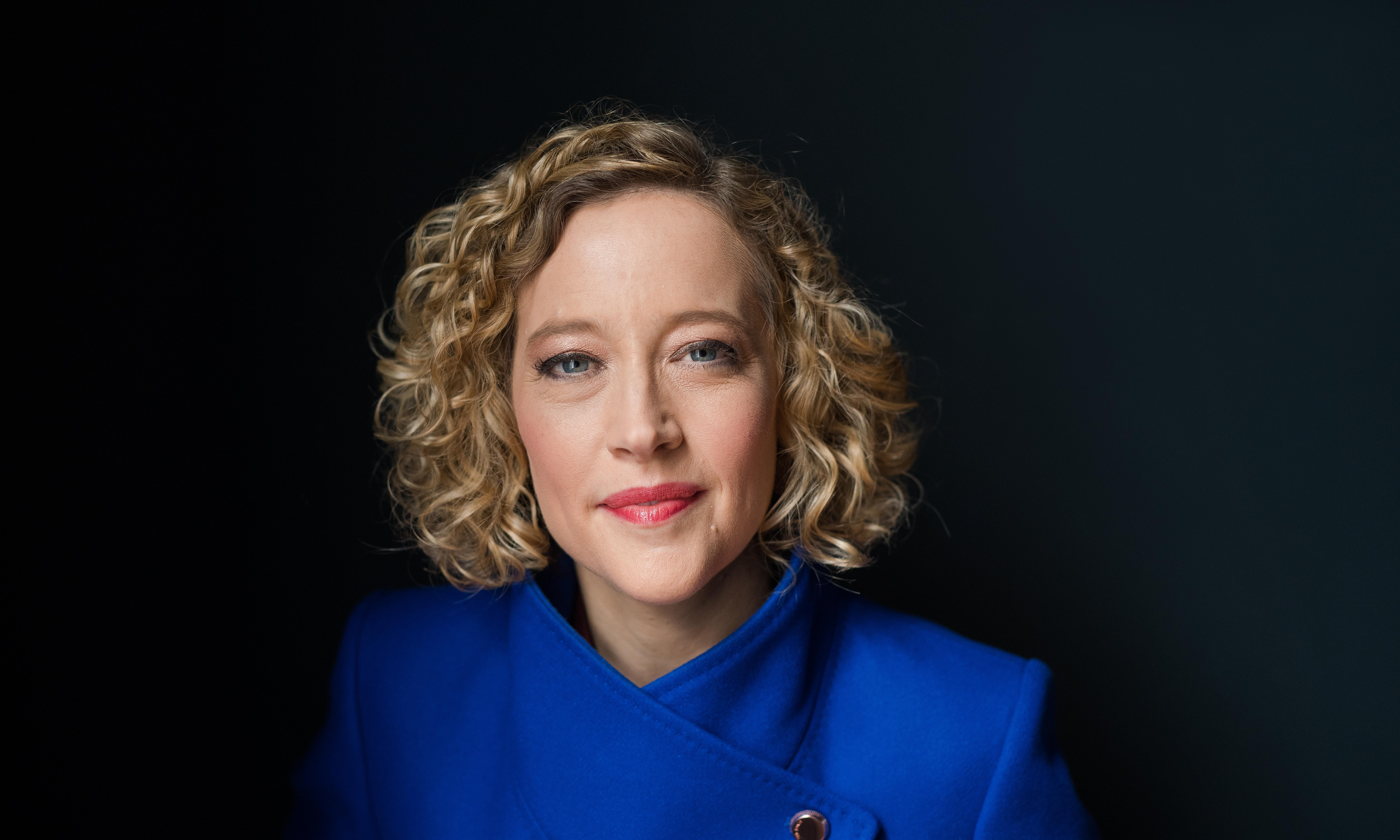 Cathy Newman: 'The internet is being written by men with an agenda'