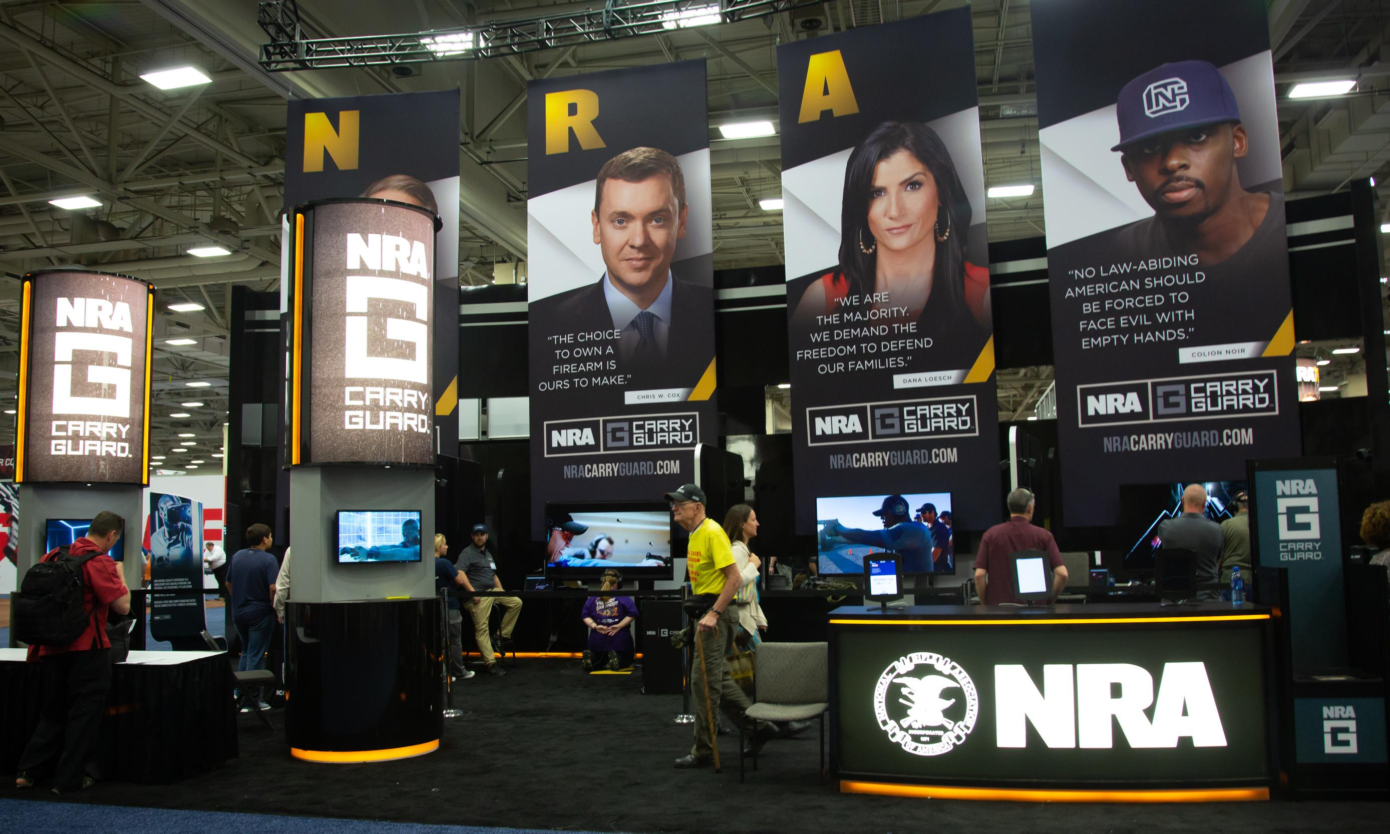 NRA acted as 'foreign asset' to Russia before 2016 election, says Senate report