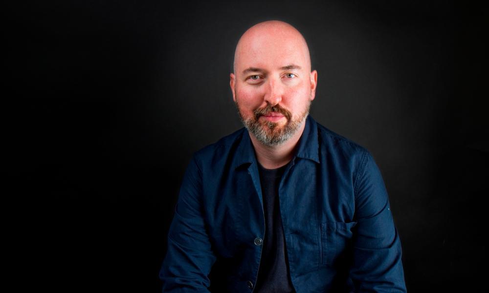 Douglas Stuart, the winner of the 2020 Booker prize