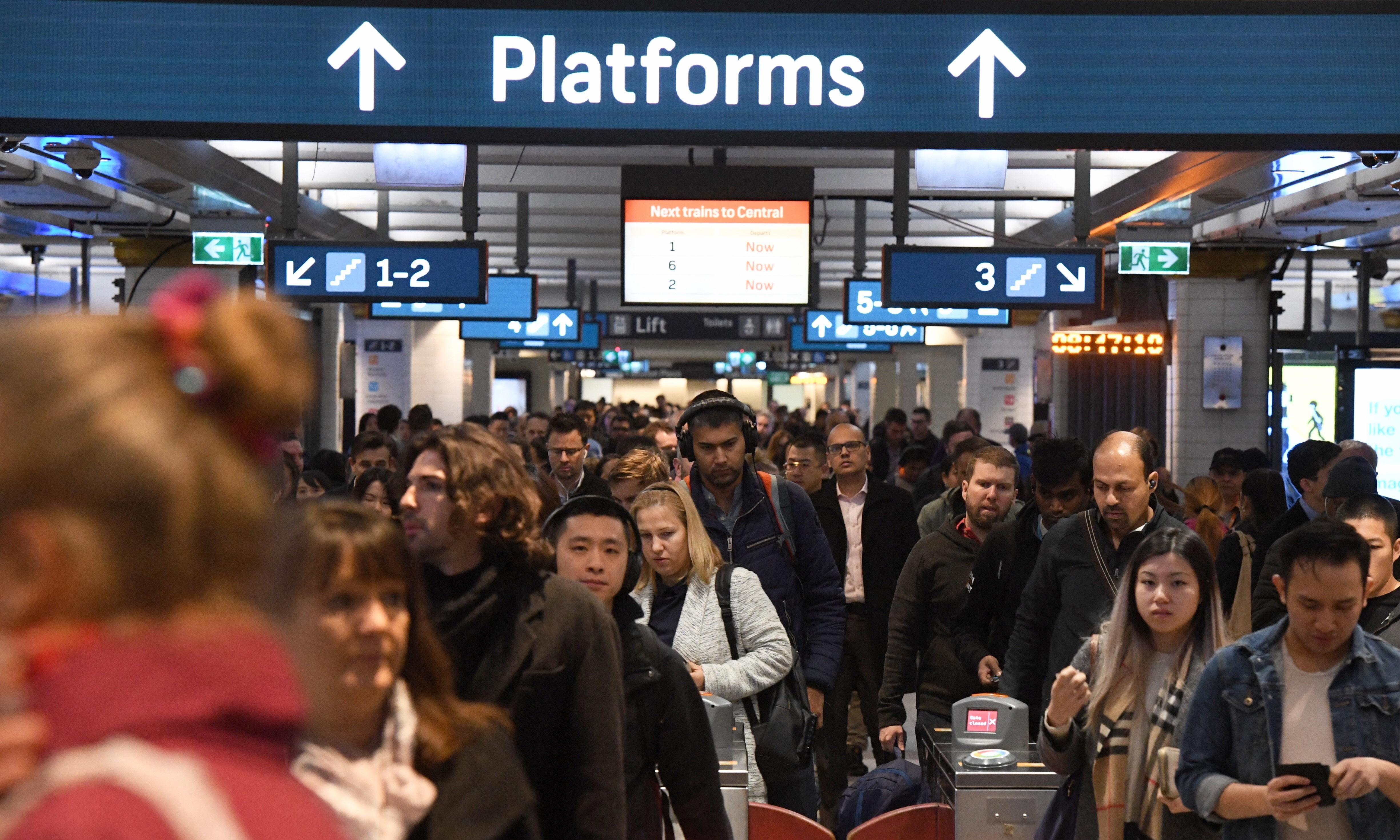 Sydney trains meltdown: travellers who suffered 'financial hardship' able to seek compensation