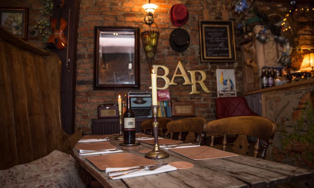 Terroir Bistro, Derby