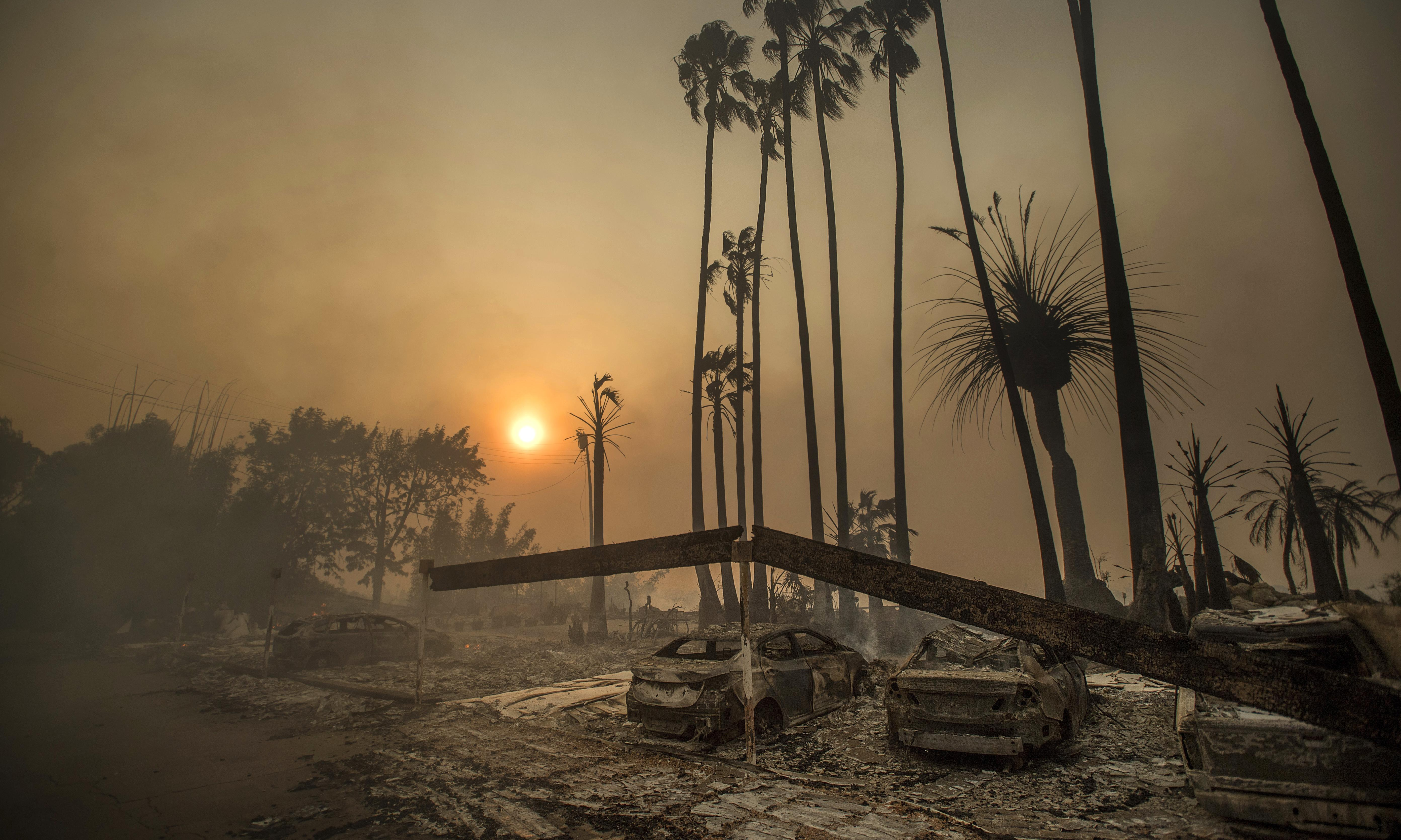 US disaster agency exposed private data of 2.3m hurricane and wildfire survivors
