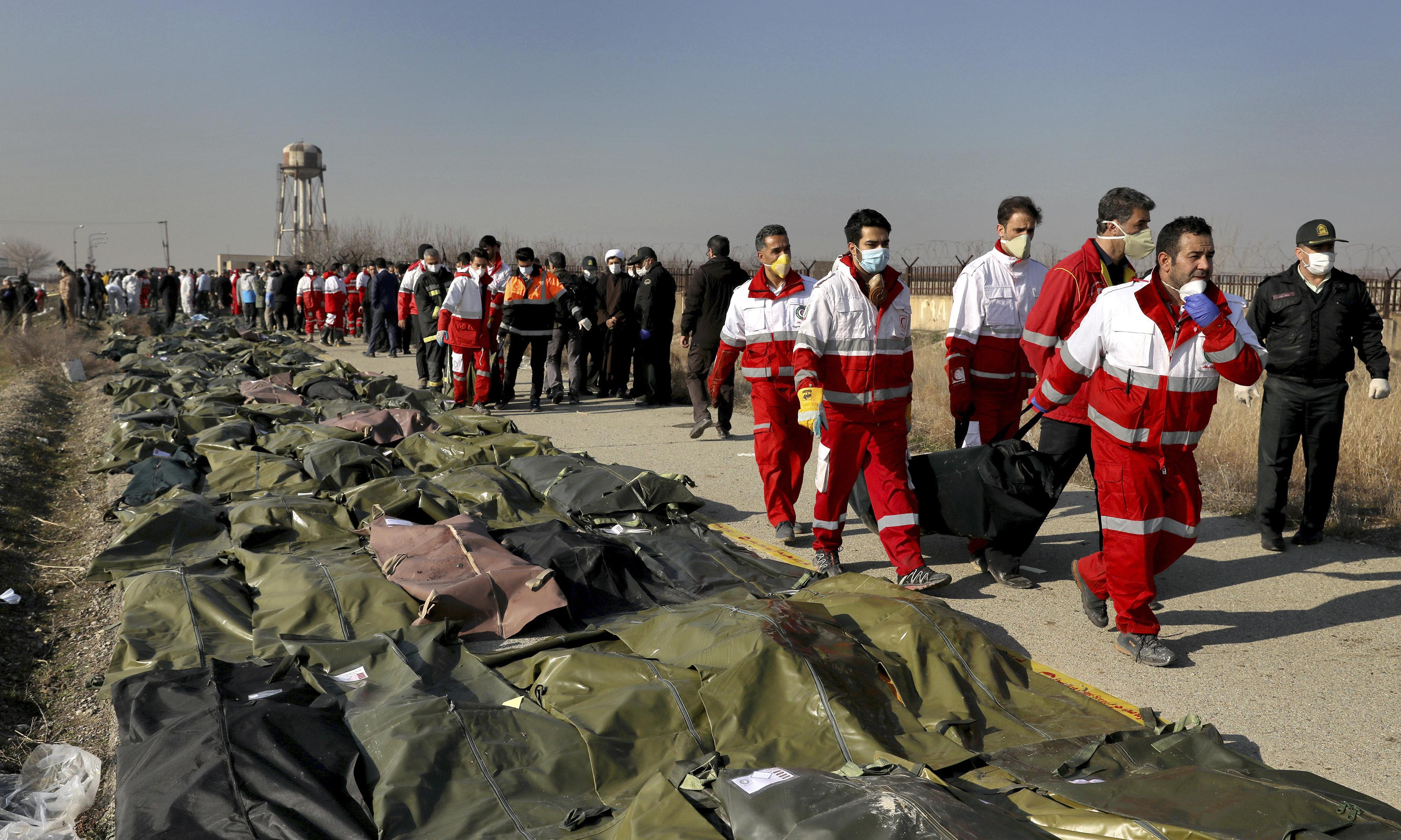 The downing of flight 752 in Iran is a tragedy of complacency