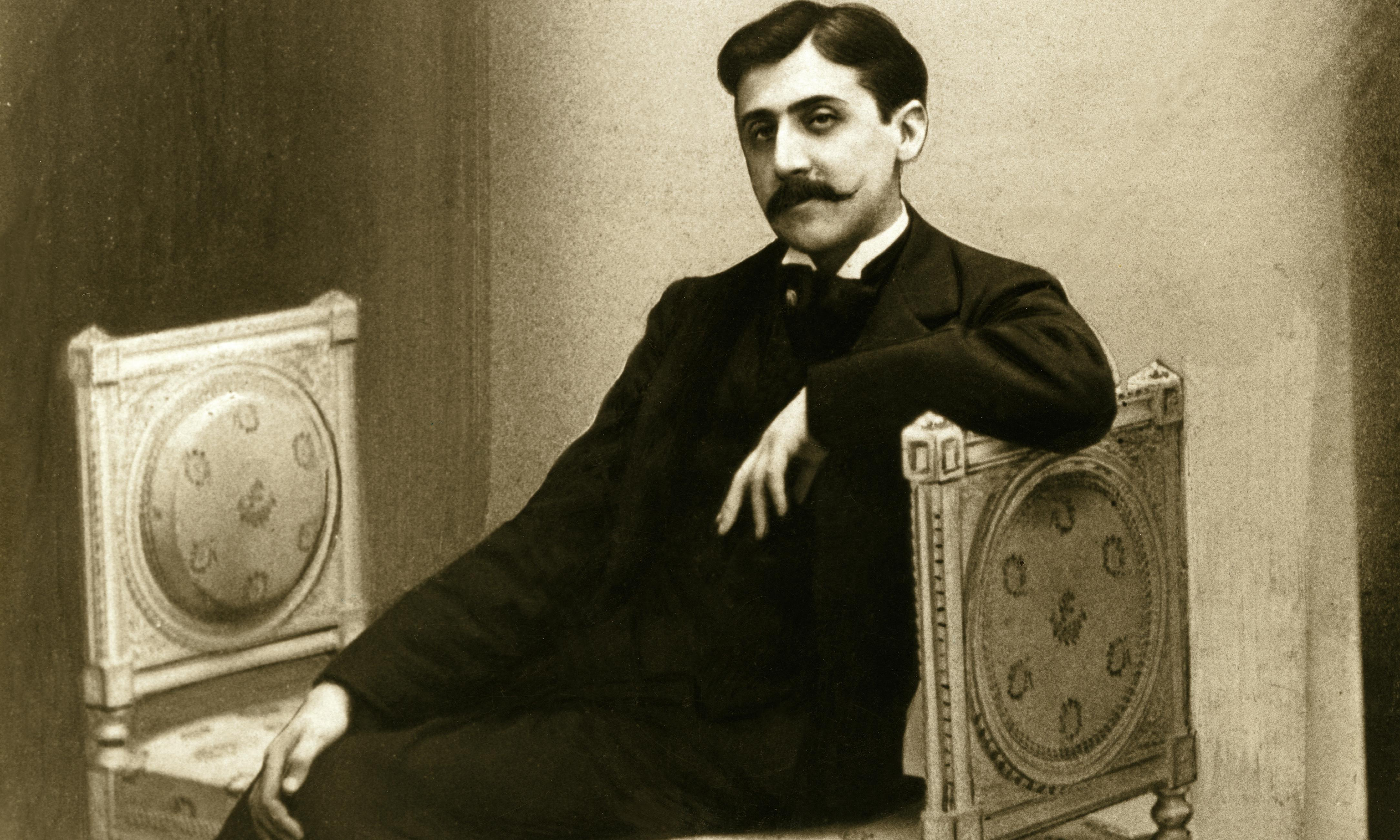 Lost Proust stories of homosexual love finally published