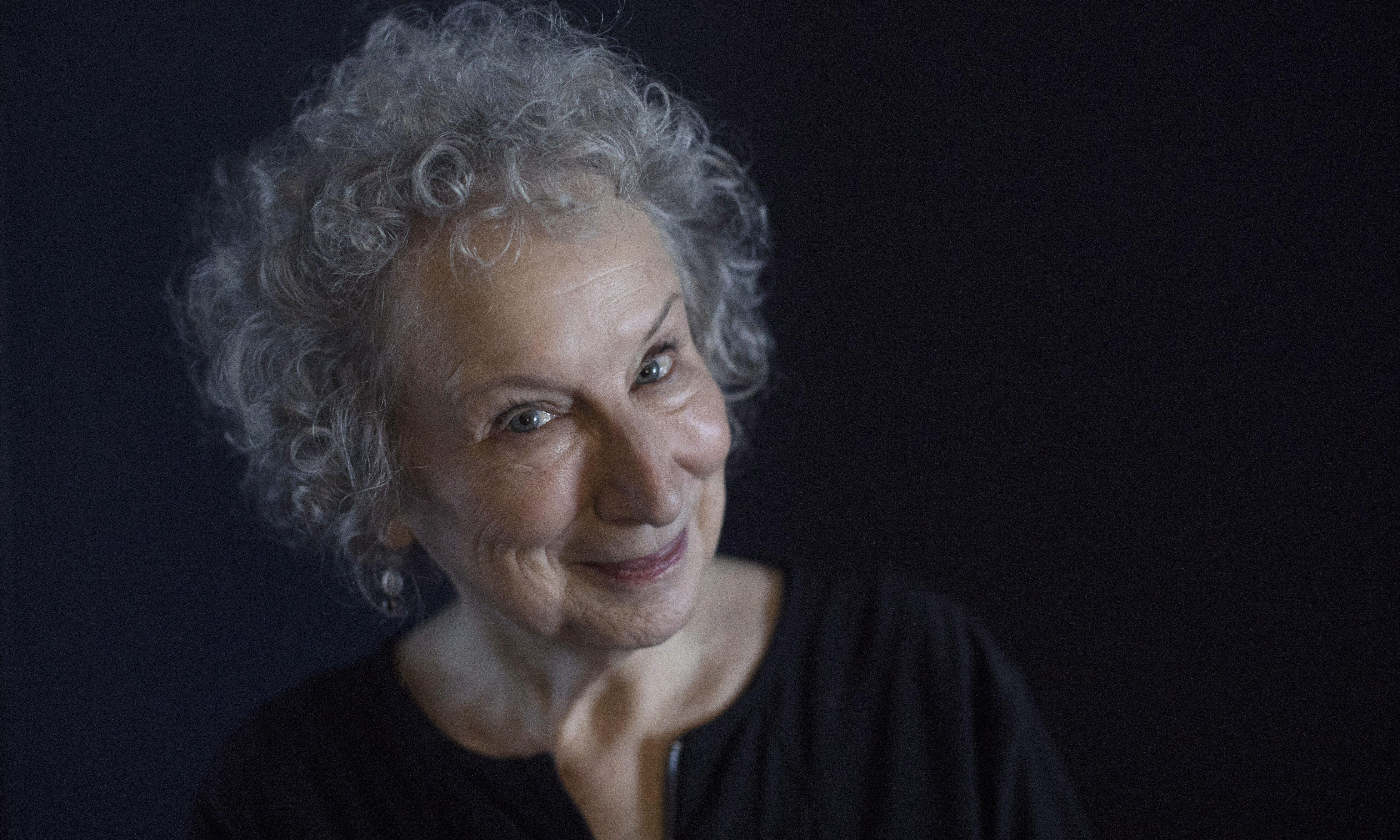 Margaret Atwood: 'She's ahead of everyone in the room'