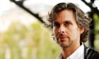 FOR SAT REVIEW - 27th March - Paris september 24. File photo; american author Michael Chabon in Paris to promote his novel. Photo by Ulf Andersen/ Getty Images