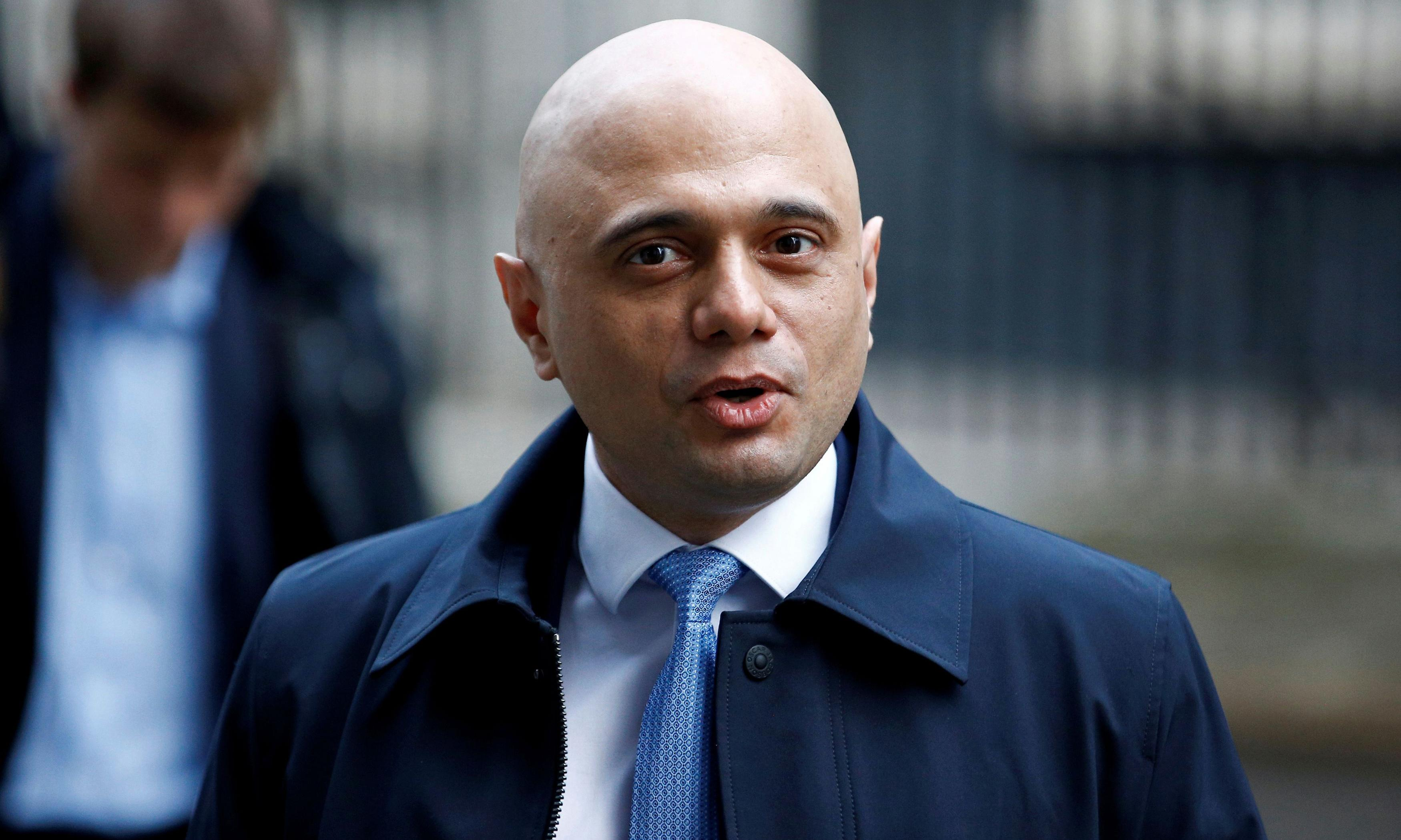 Brexit: Javid comments on non-alignment with EU prompt warnings of price rises