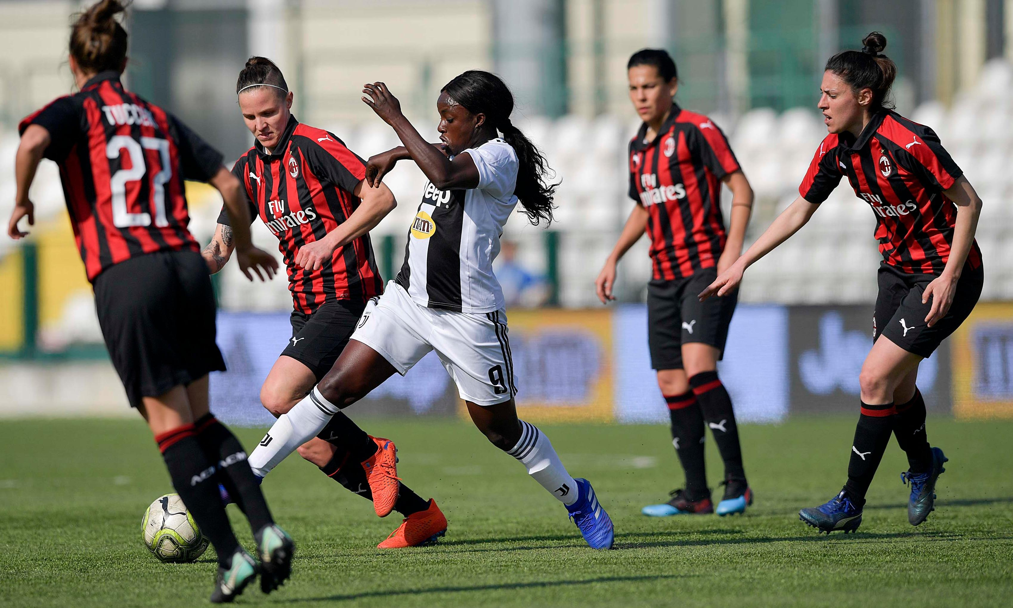 Snobs are wrong about women's Serie A. It's tight at the top and I'm learning