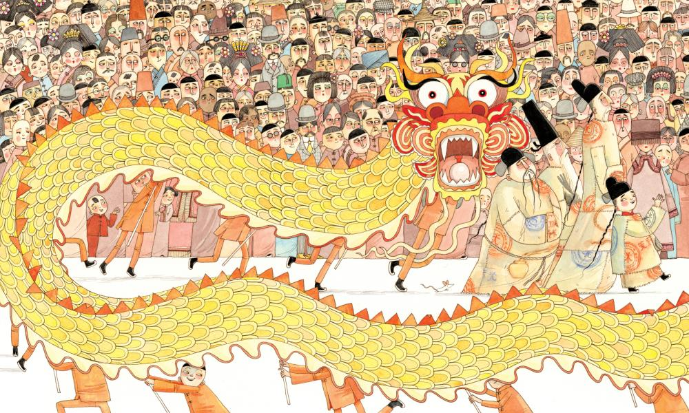 The Chinese Emperor's New Clothes.
