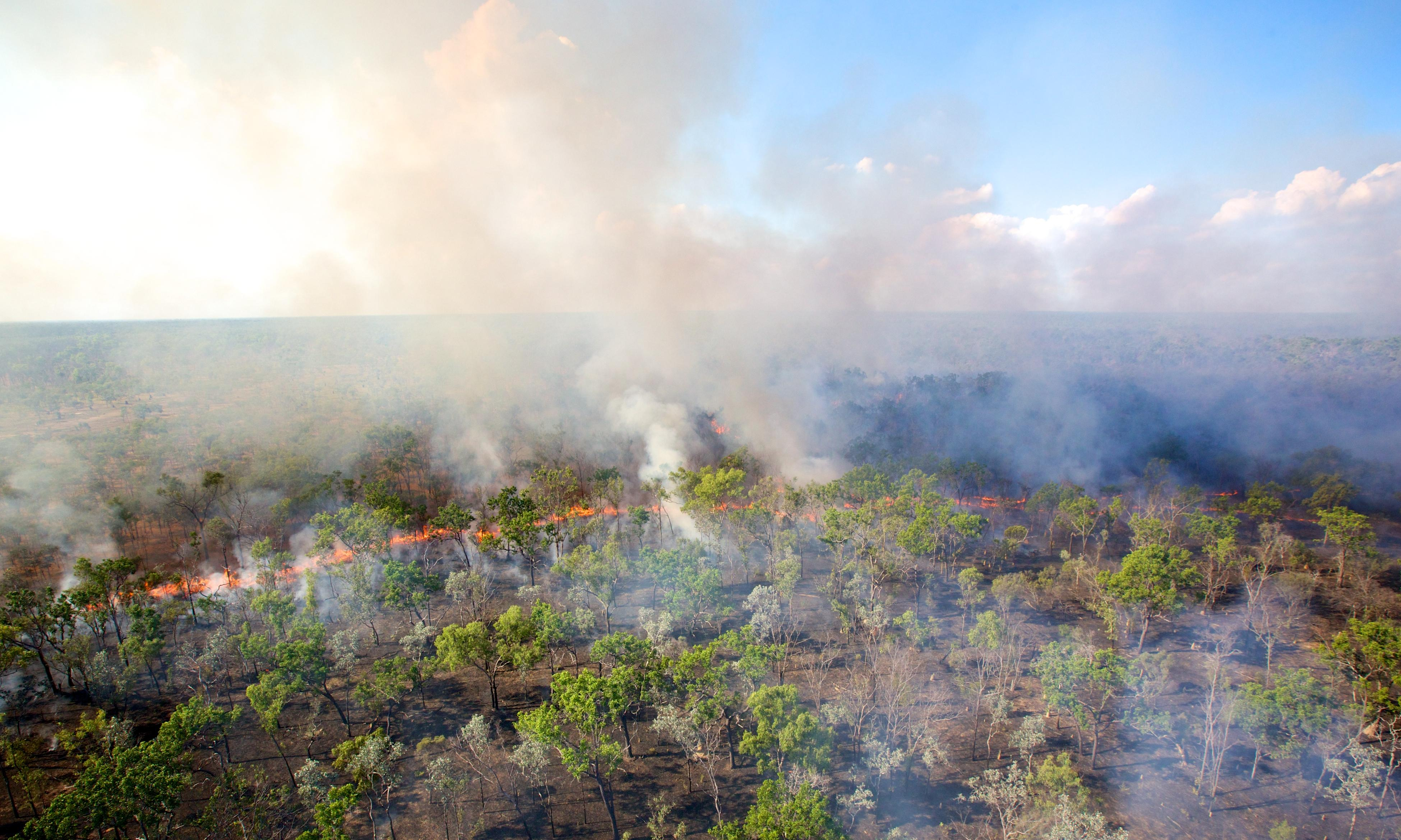 Australia is despairing this Invasion Day – fire and carbon are what we should be reflecting on
