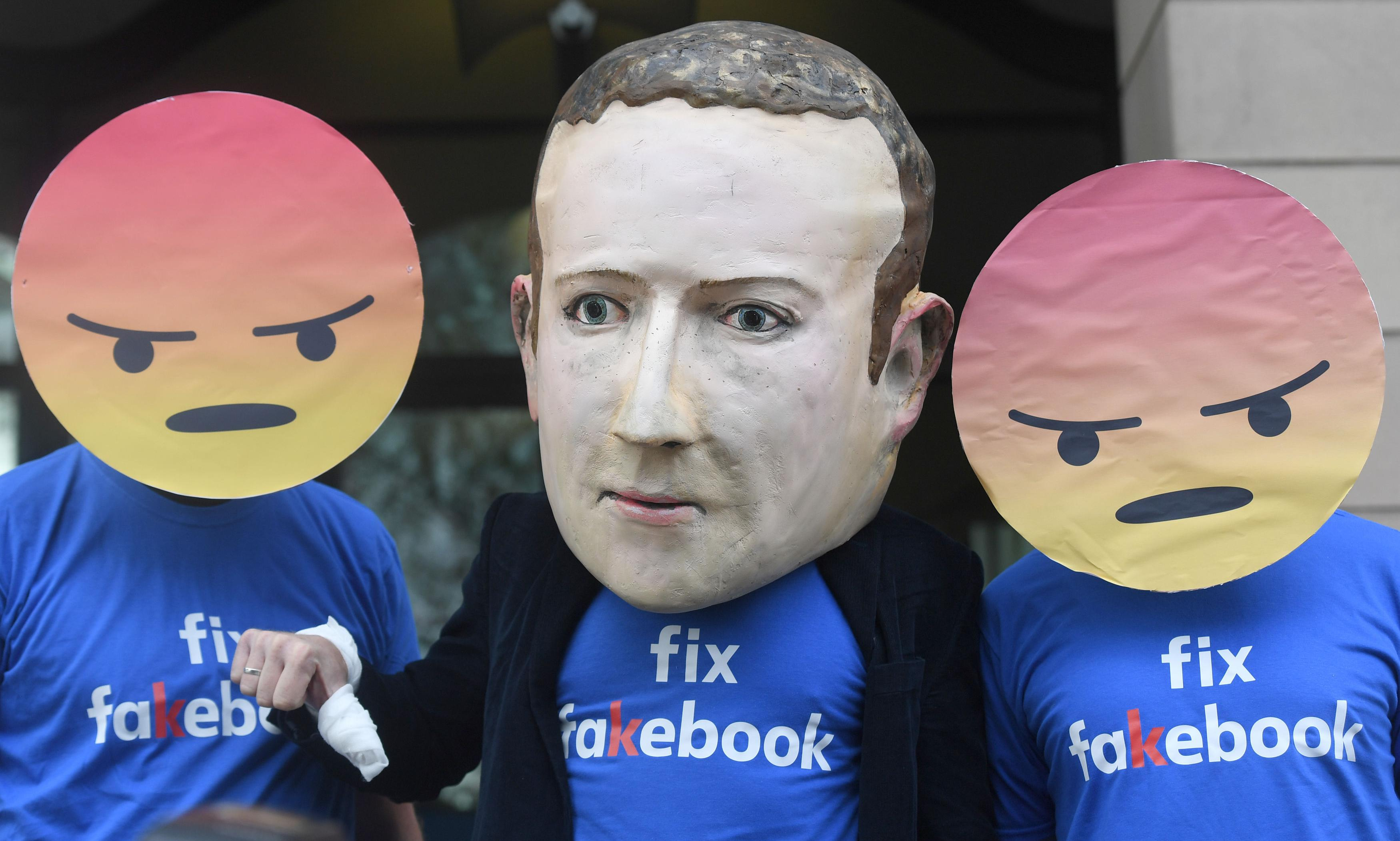 A digital gangster destroying democracy: the damning verdict on Facebook