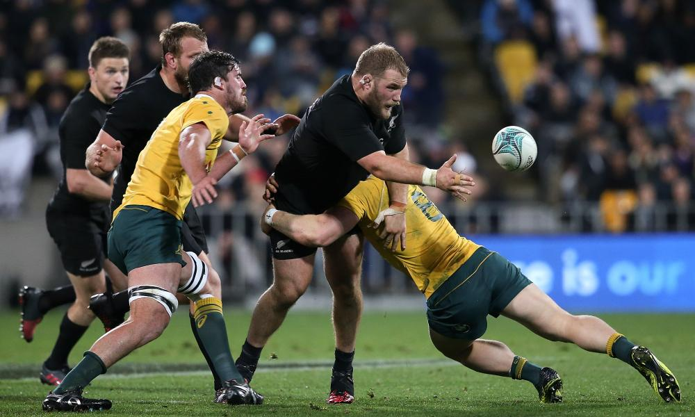 Australia take on New Zealand home and away in the Rugby Championship in August